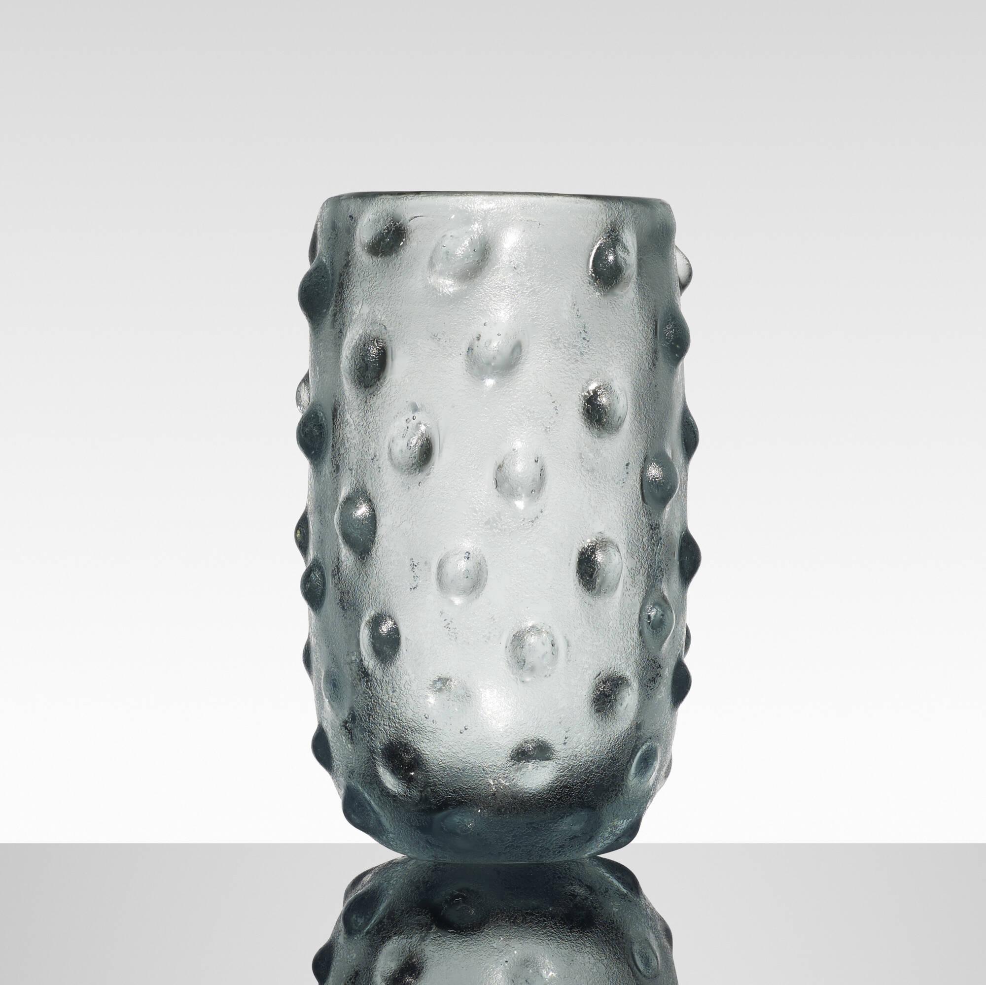 256 carlo scarpa a bugne vase important italian glass 13 june 256 carlo scarpa a bugne vase 1 of 3 floridaeventfo Image collections