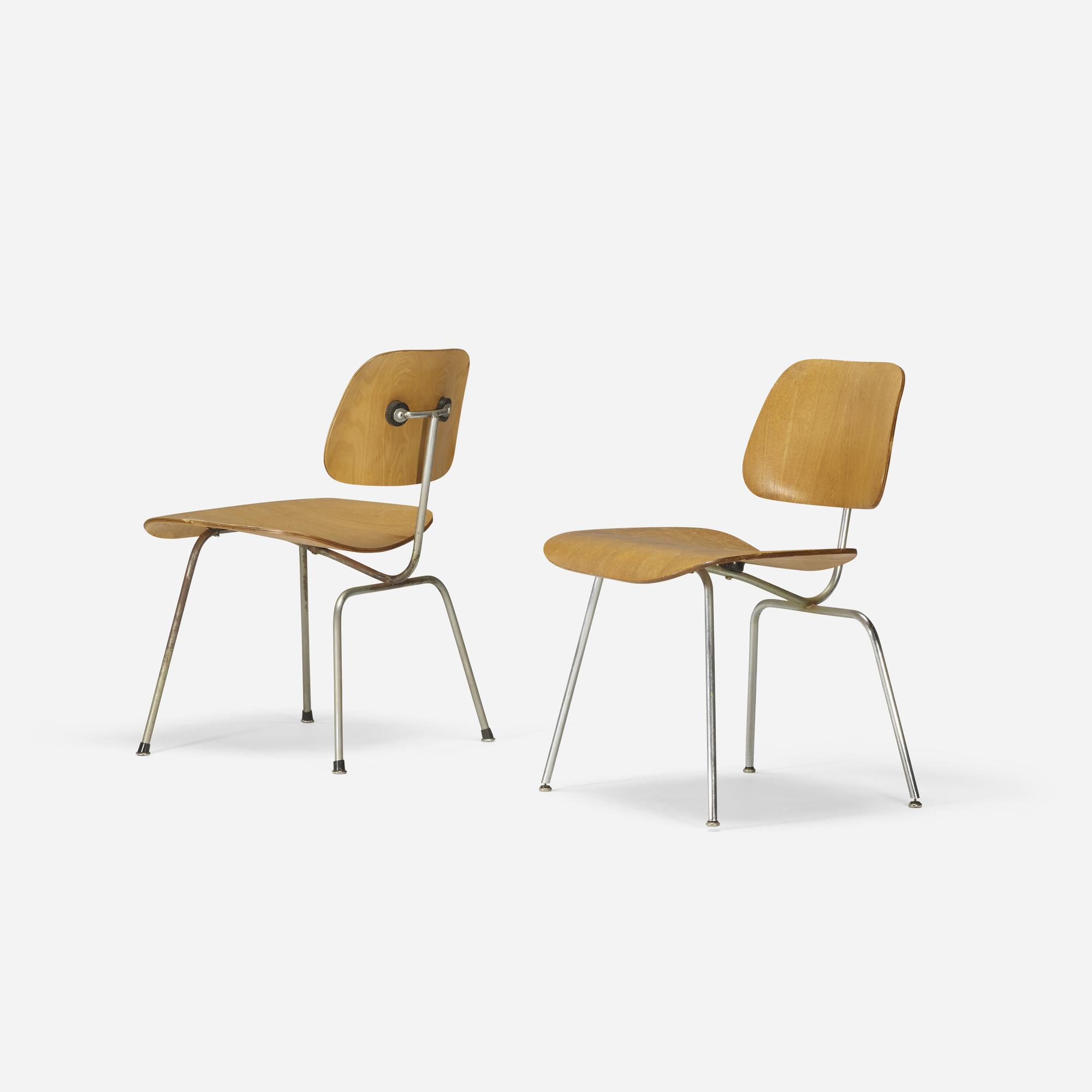 256: Charles and Ray Eames / DCMs, pair (1 of 3)
