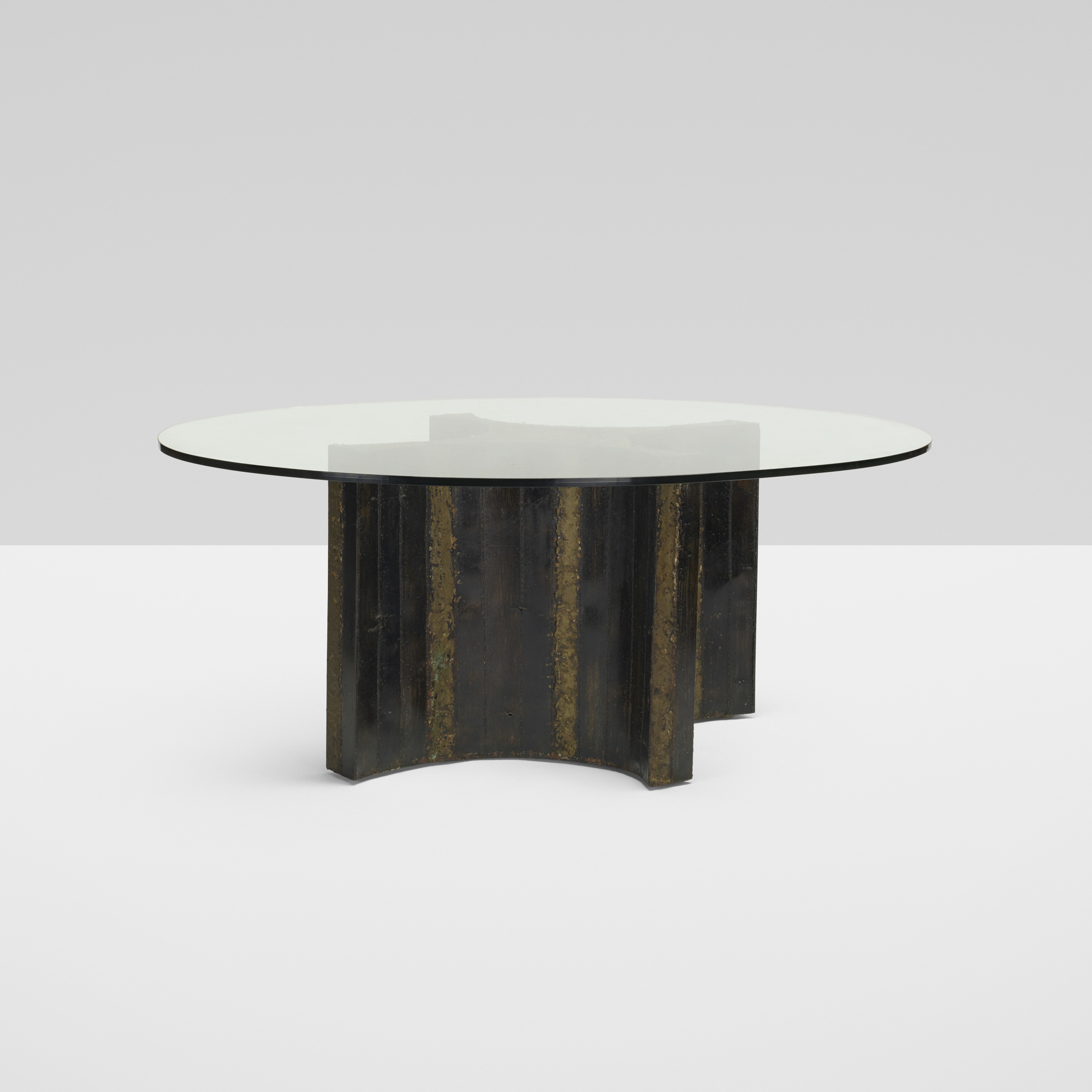 Merveilleux 257: Paul Evans / Dining Table (1 Of 2)