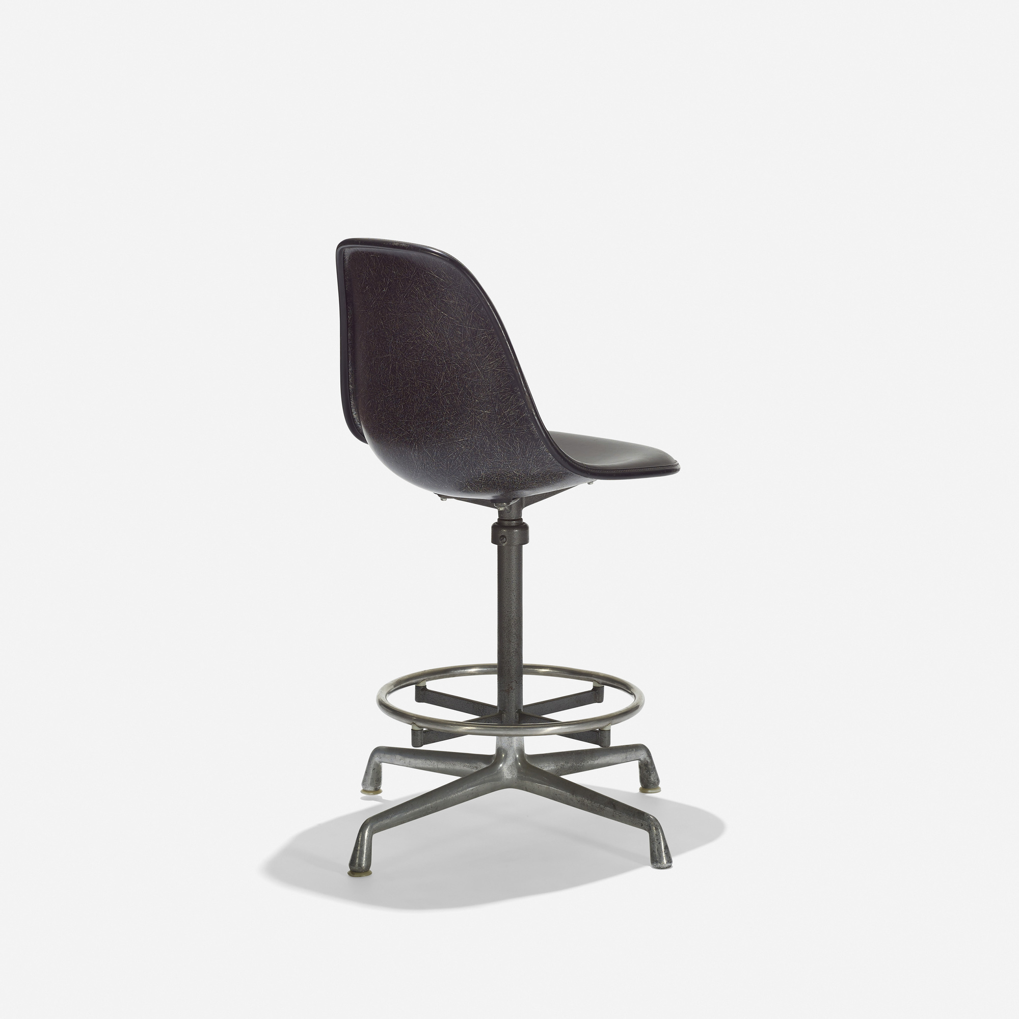 257 Charles and Ray Eames / drafting chair model EC123-06 (1 & 257: CHARLES AND RAY EAMES drafting chair model EC123-06 u003c Eames ...