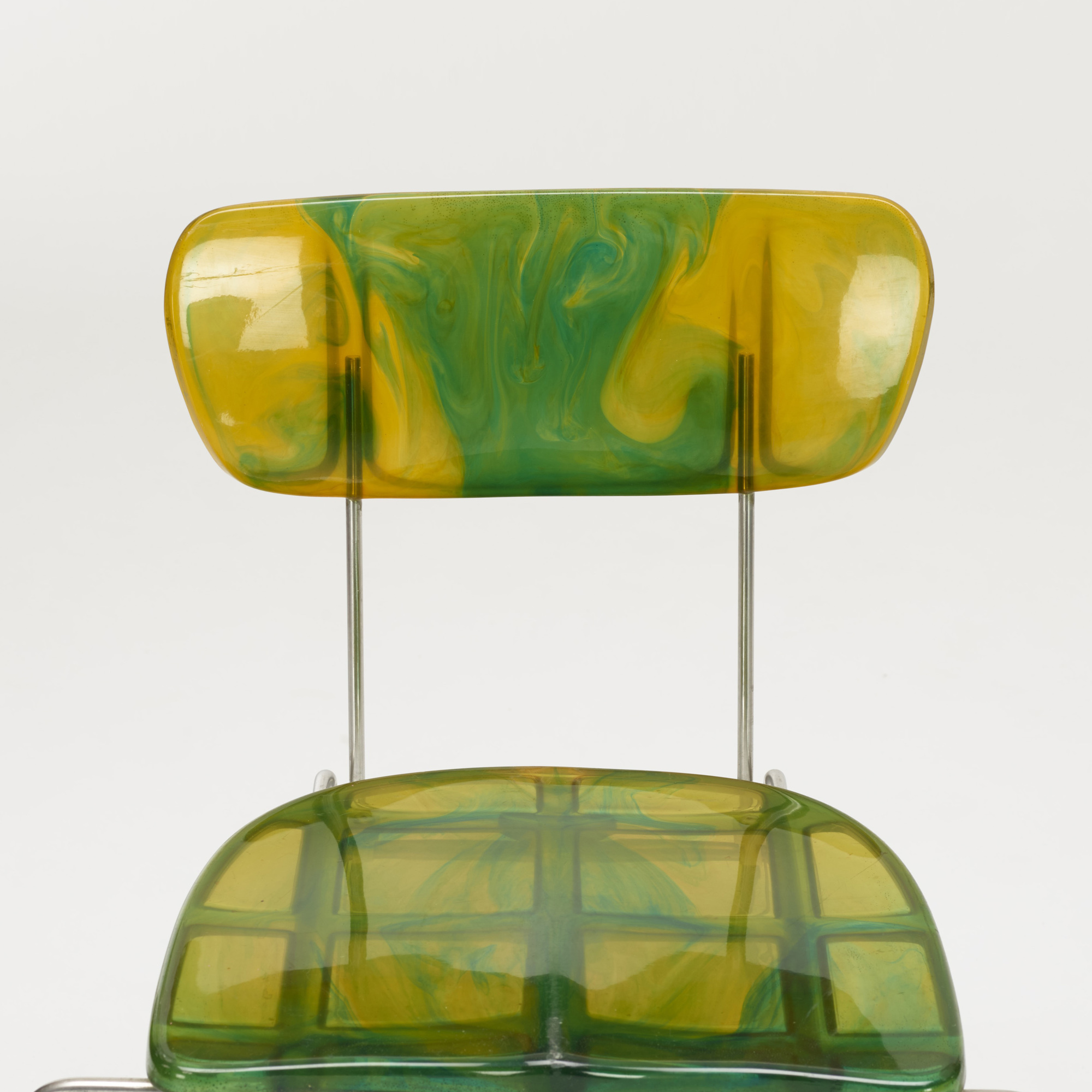 257: Gaetano Pesce / 543 Broadway chairs, set of four (3 of 5)