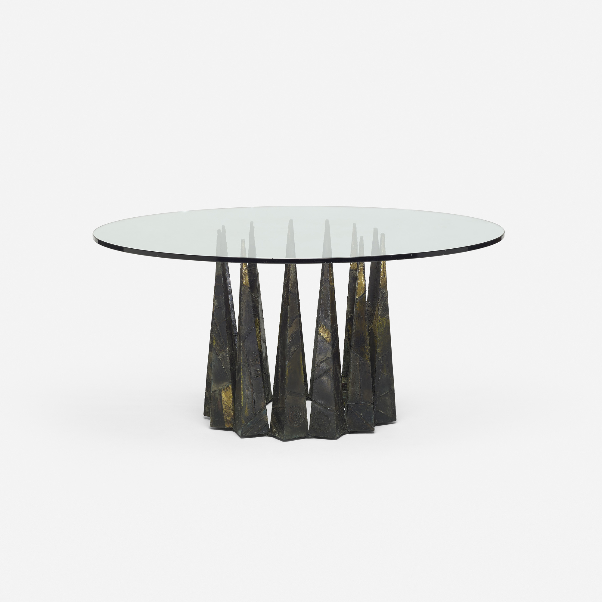 259: Paul Evans / Dining Table (1 Of 2)