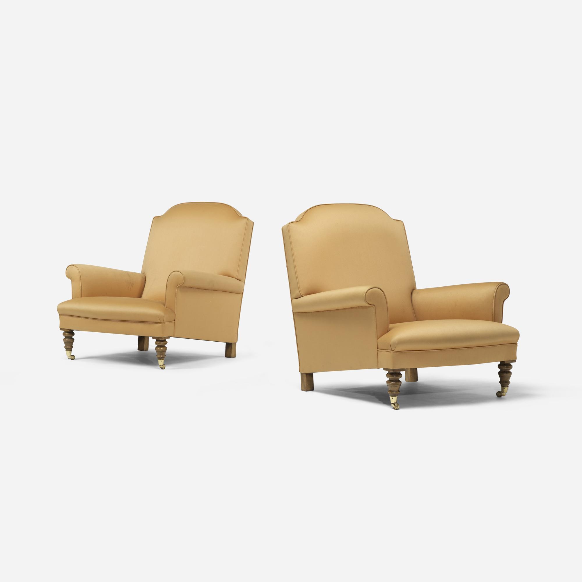 259: Bridgewater / lounge chairs, pair (2 of 3)