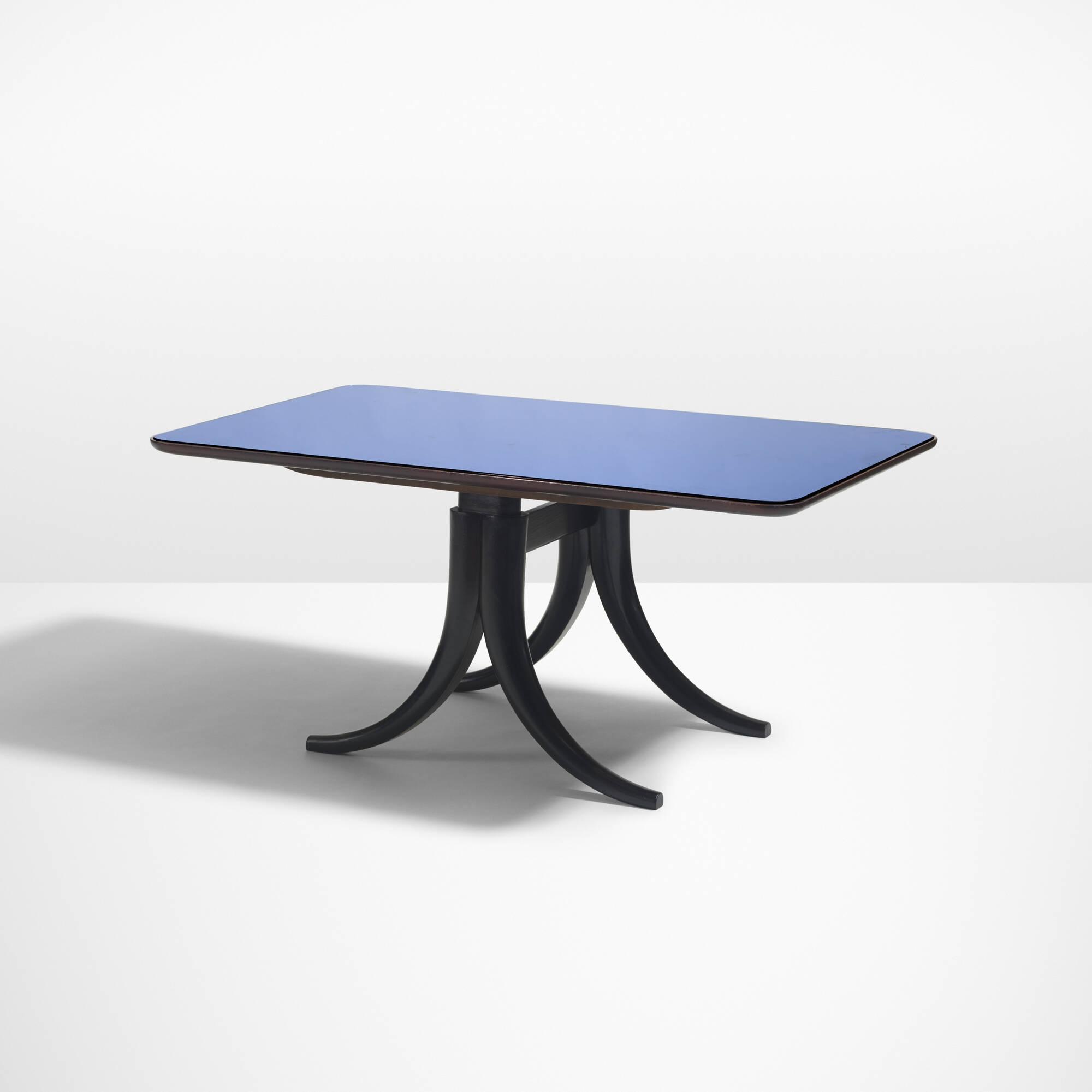 25: Pietro Chiesa / Rare cocktail table (1 of 3)