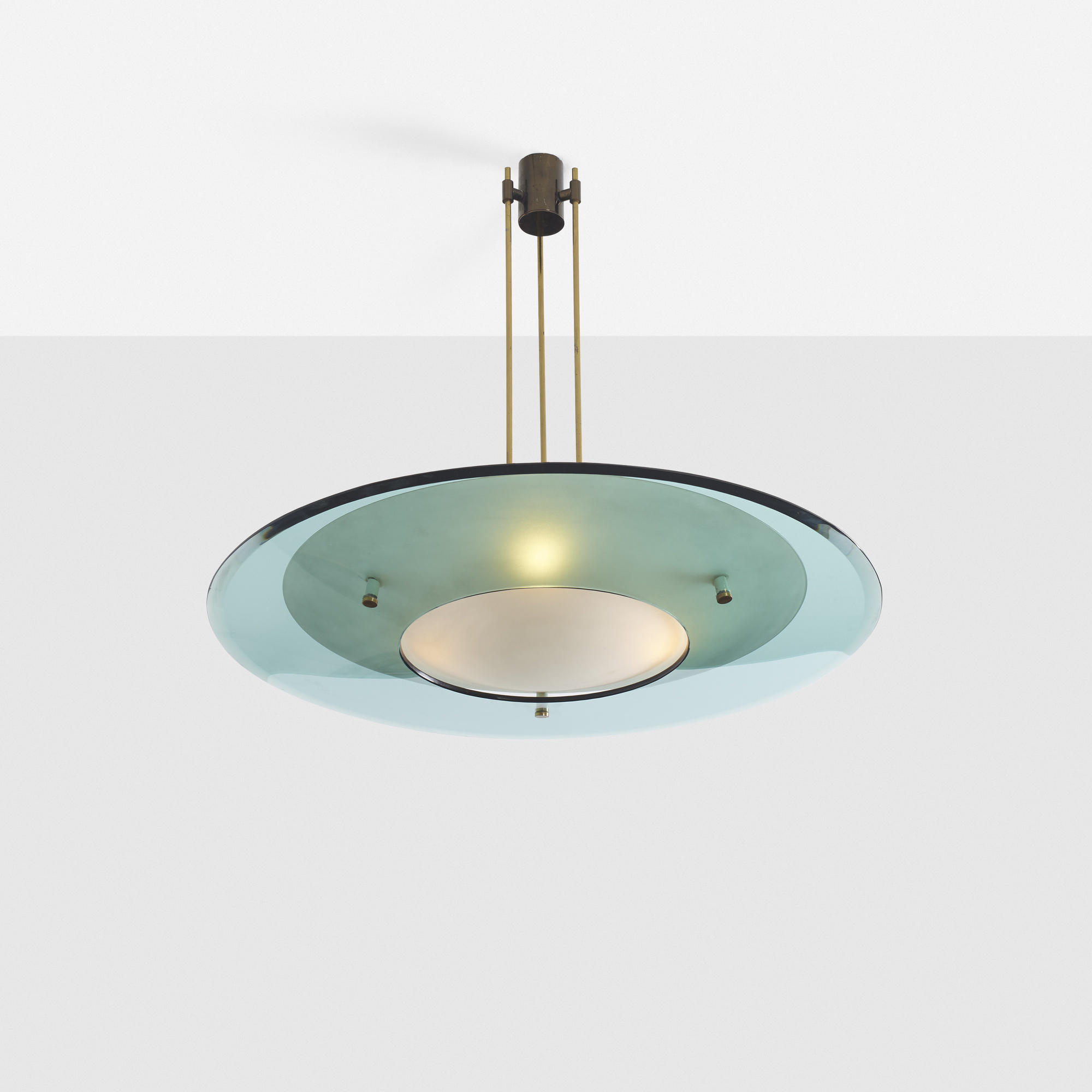 260: Max Ingrand / chandelier, model 2097 (1 of 1)
