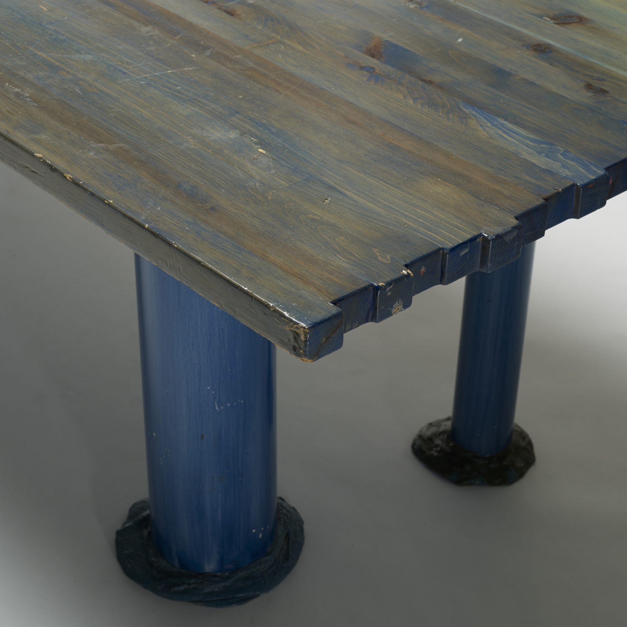 260: Gaetano Pesce / prototype dining table (2 of 2)