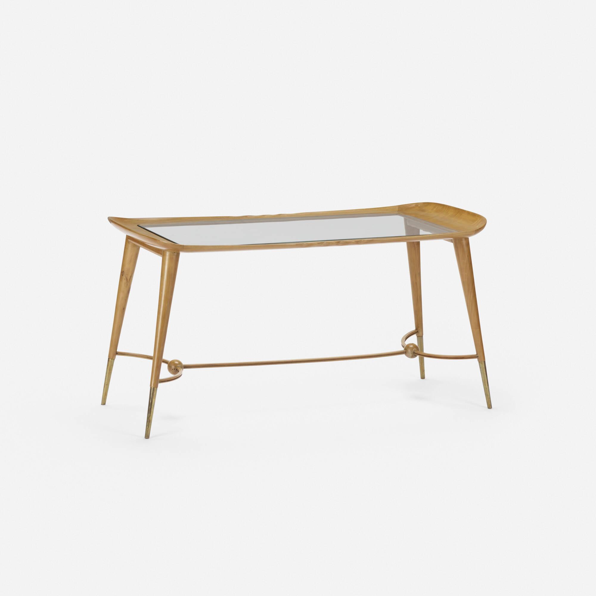 261: Paolo Buffa, attribution / coffee table (1 of 3)