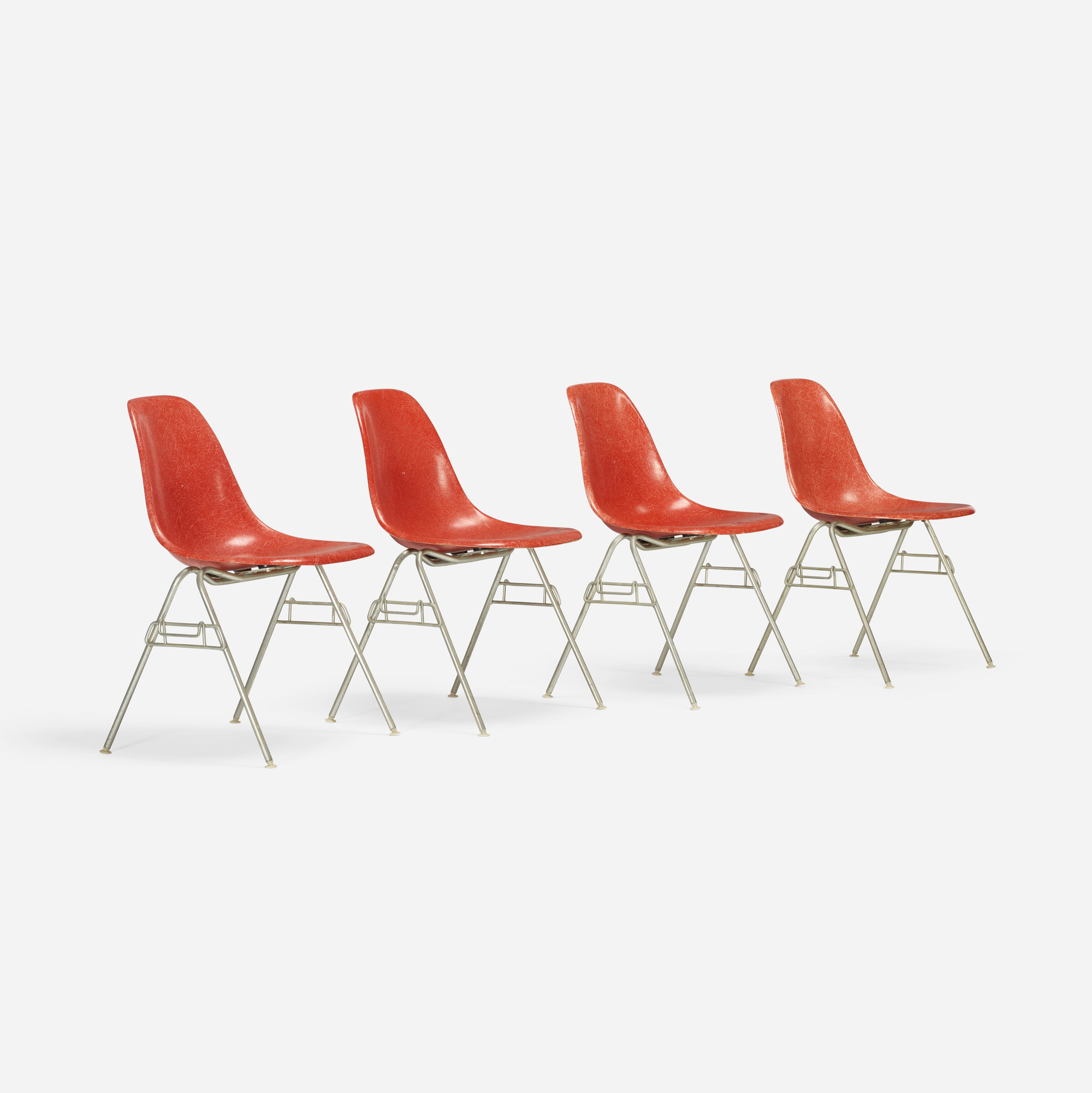 261: Charles and Ray Eames / DSSs, set of four (1 of 2)