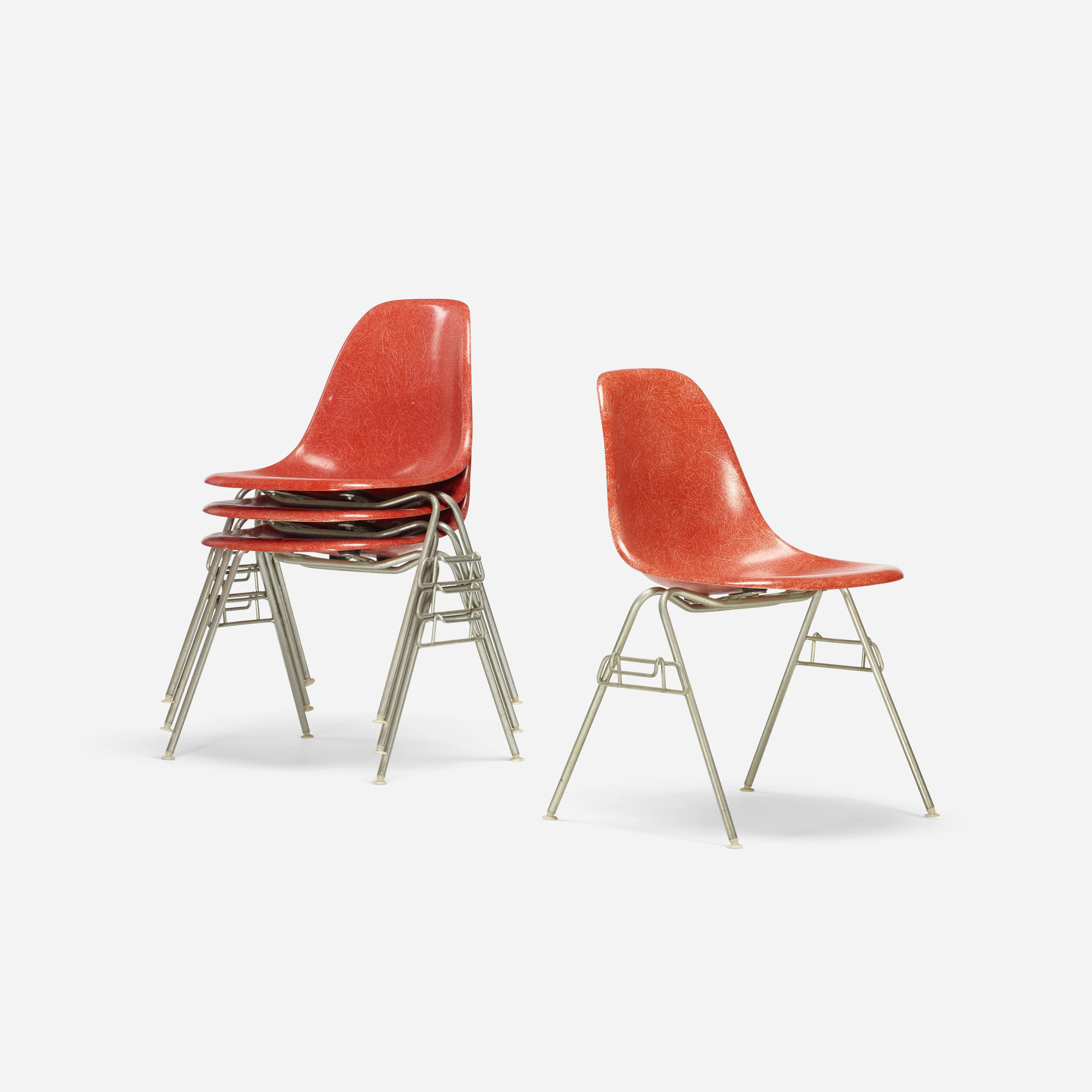 261: Charles and Ray Eames / DSSs, set of four (2 of 2)