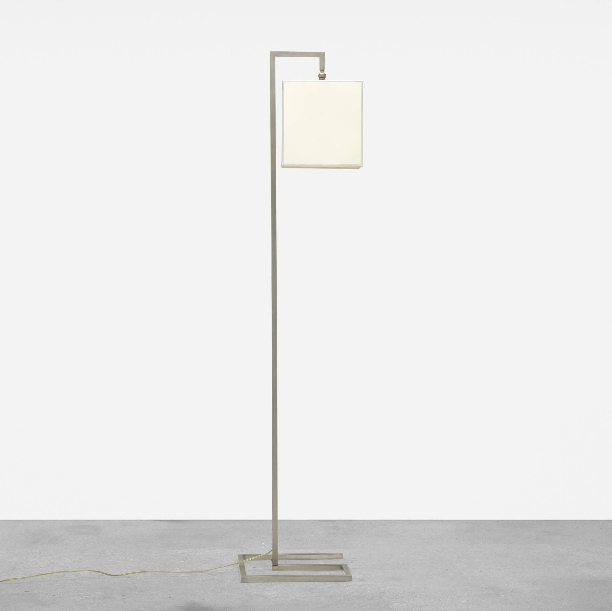 262: Donald Deskey / floor lamp (1 of 2)