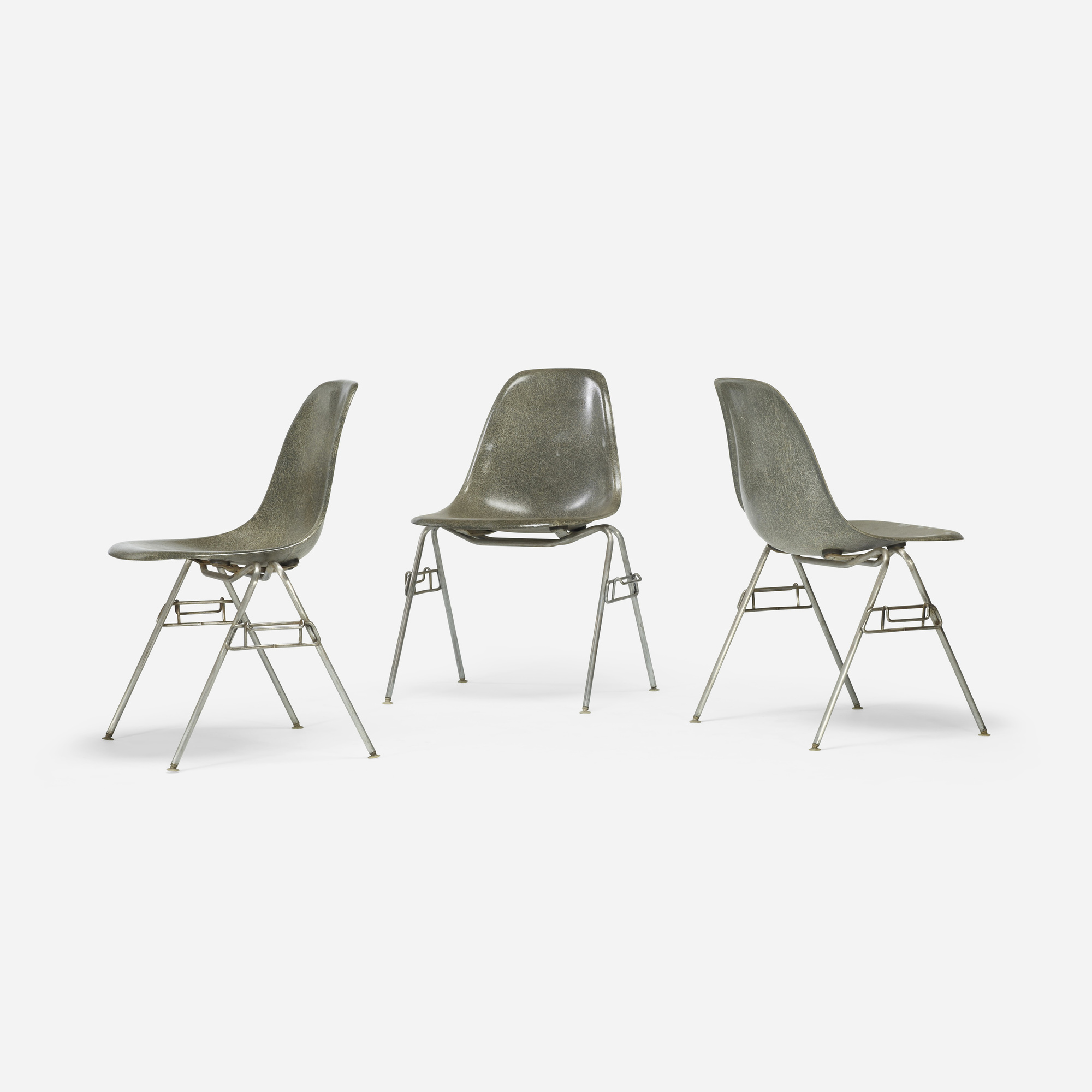 262: Charles and Ray Eames / DSSs, set of three (1 of 2)
