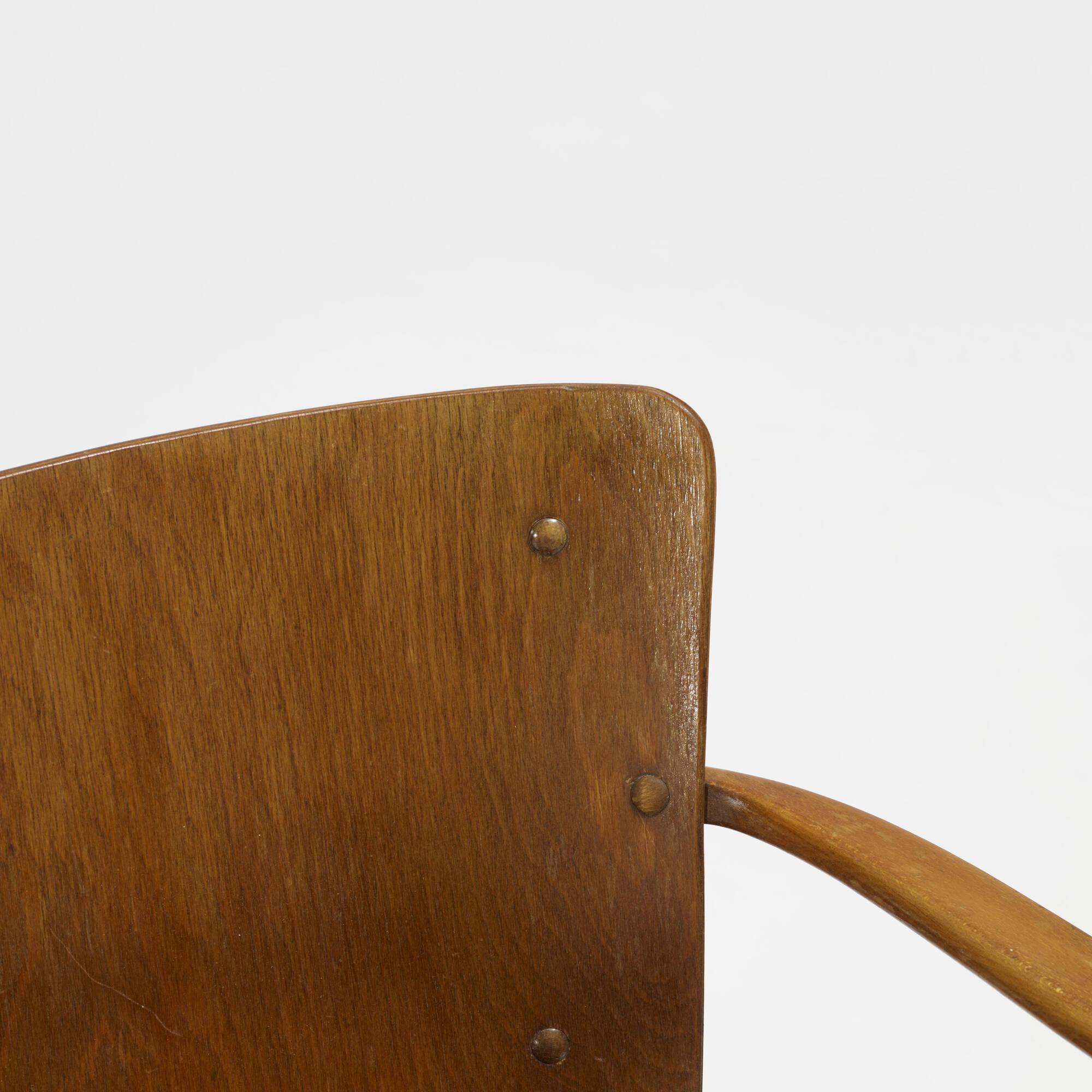 262: Søren Hansen / armchairs, pair (2 of 3)