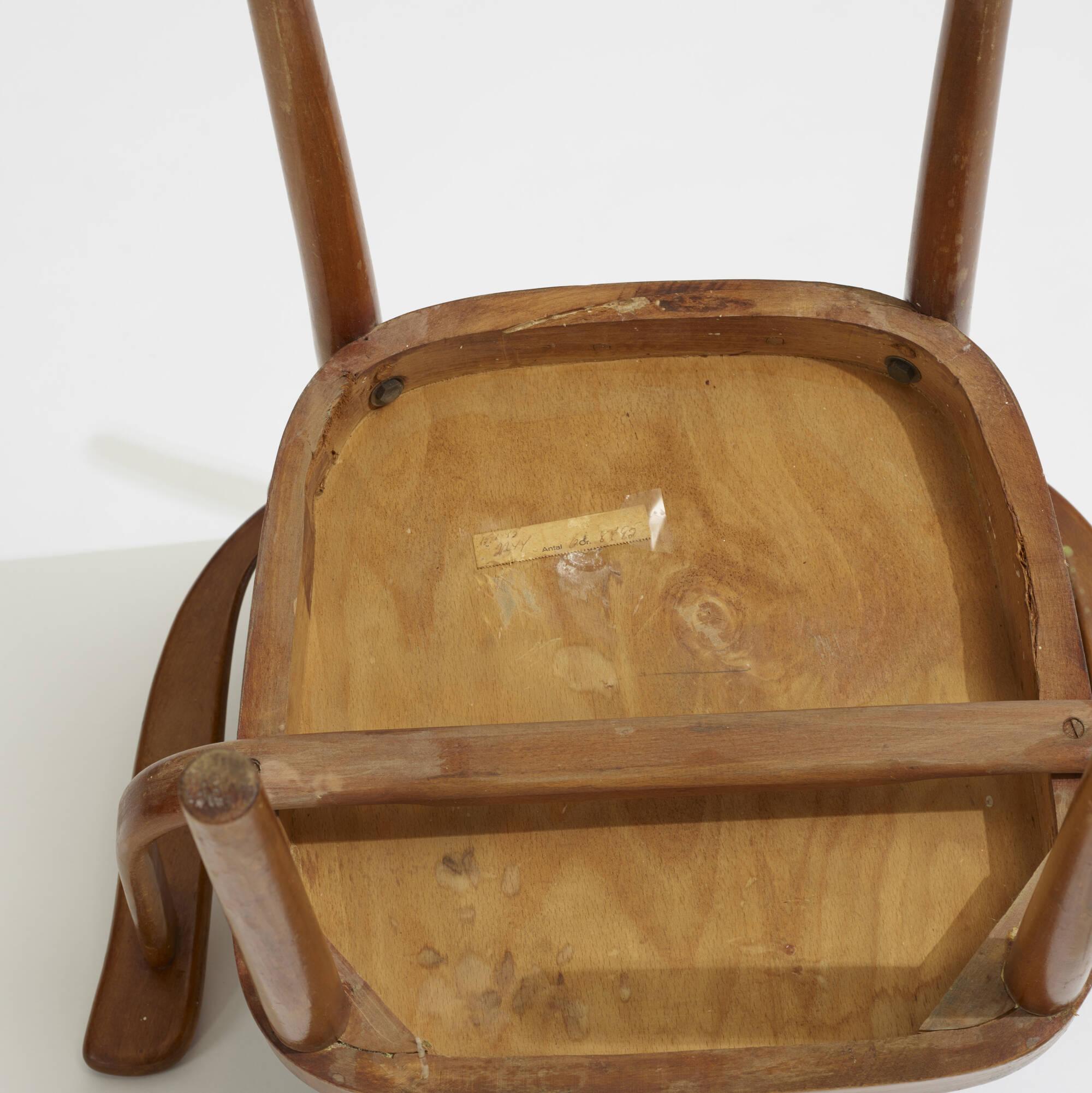 262: Søren Hansen / armchairs, pair (3 of 3)