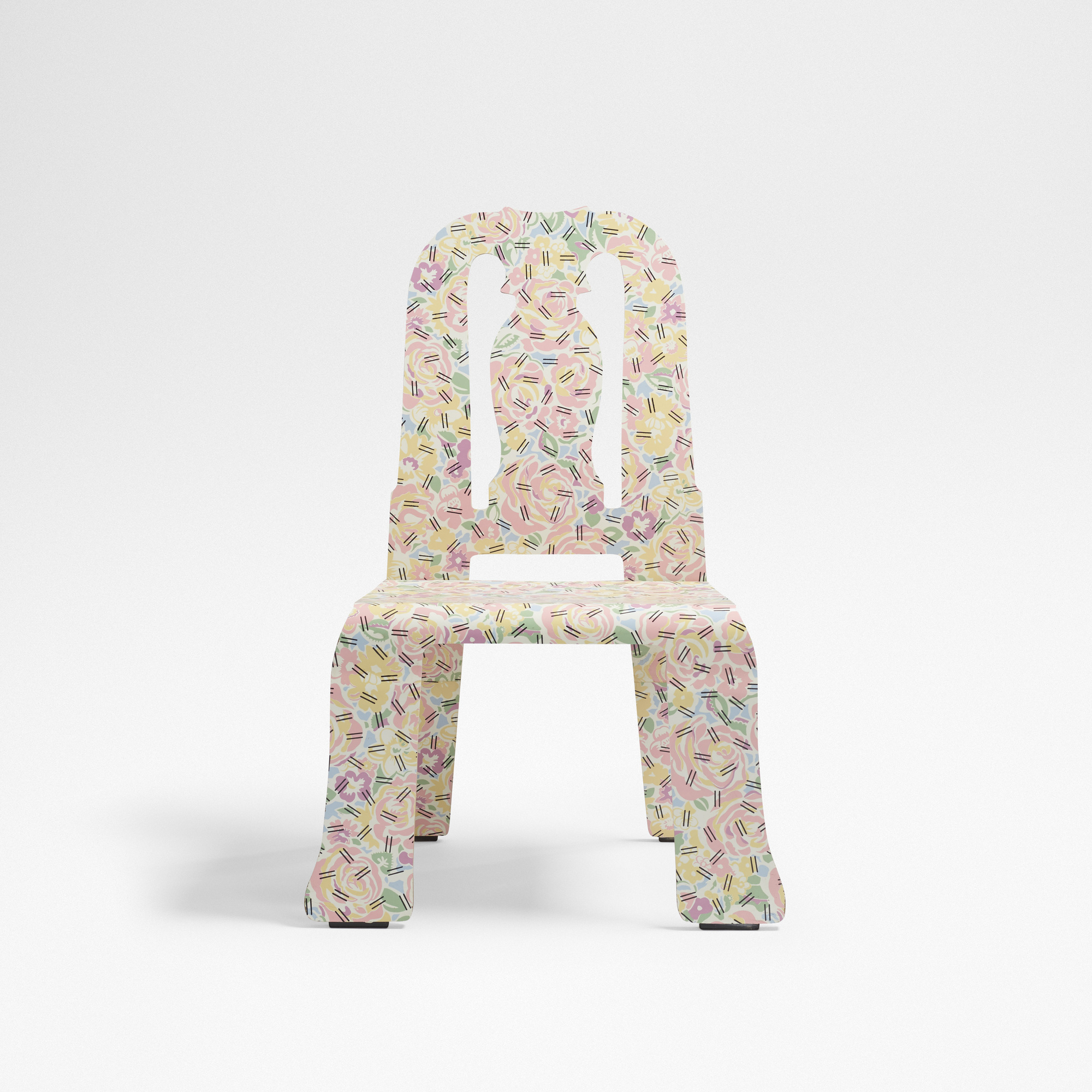 263 Robert Venturi With Denise Scott Brown Queen Anne Chair