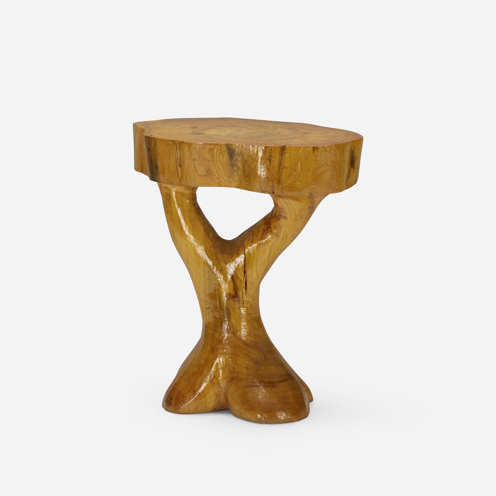 263: In the manner of Alexandre Noll / occasional table (1 of 4)