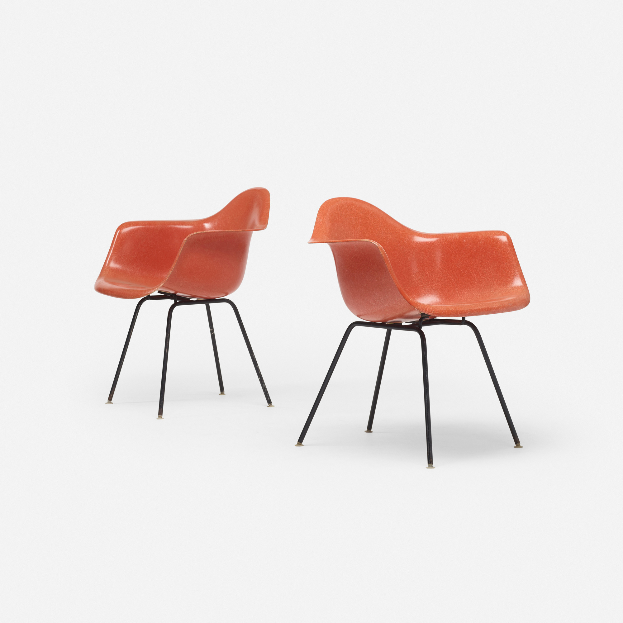 263: Charles and Ray Eames / DAXs, pair (1 of 3)