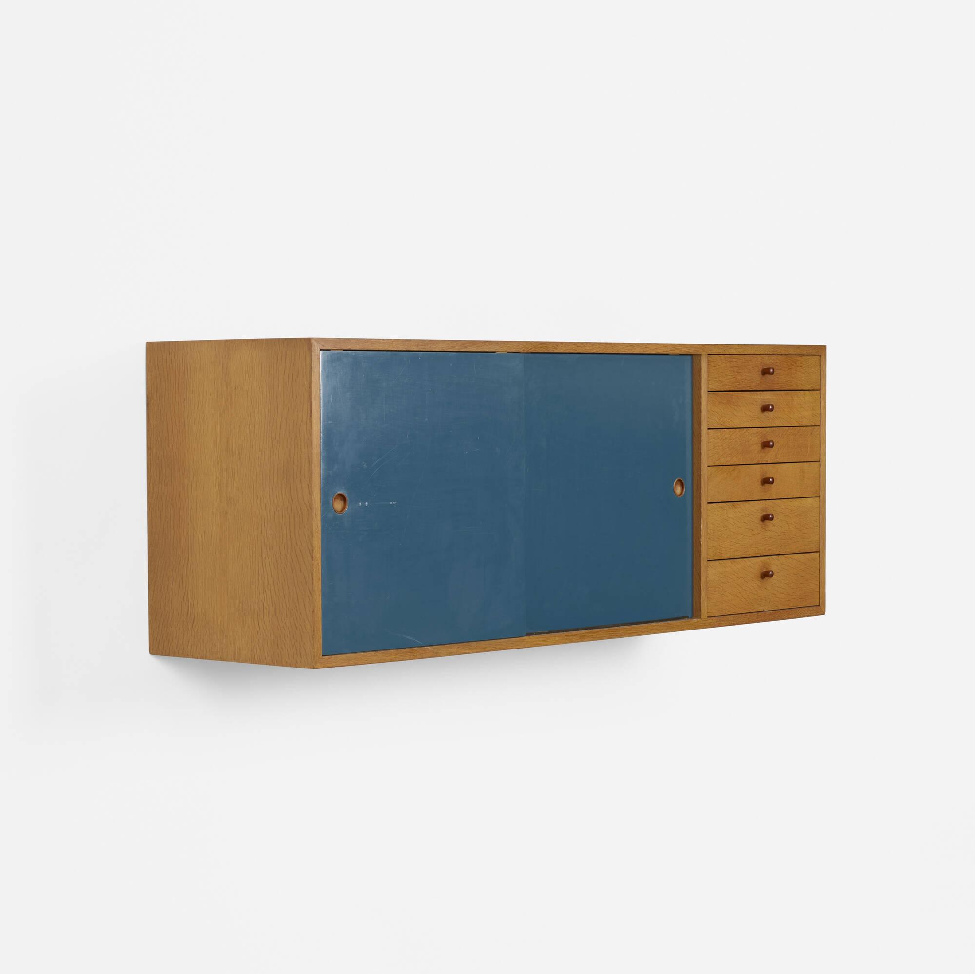 263: Arne Vodder / wall-mounted cabinet (1 of 3)