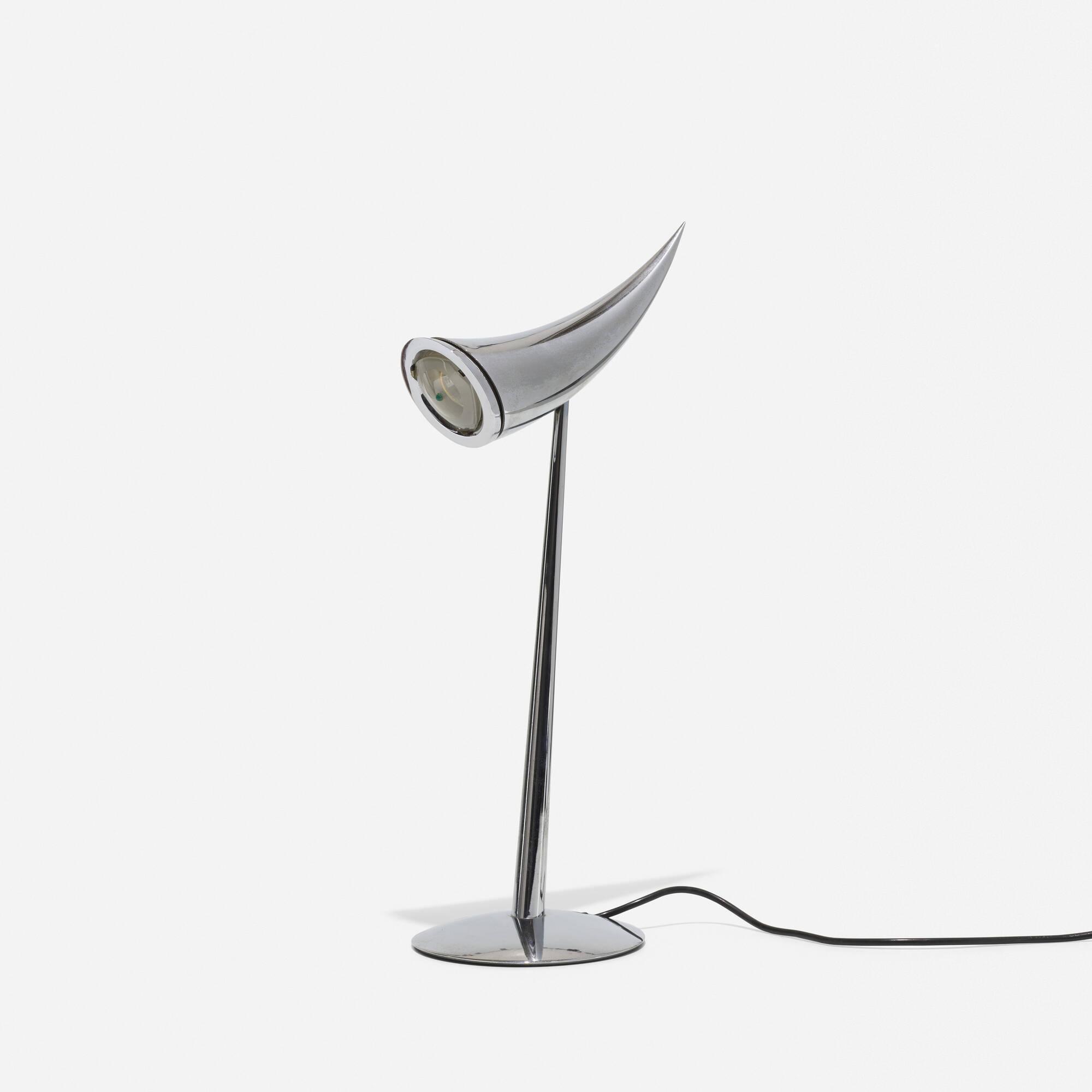 263: Philippe Starck / Ara table lamp (1 of 2)