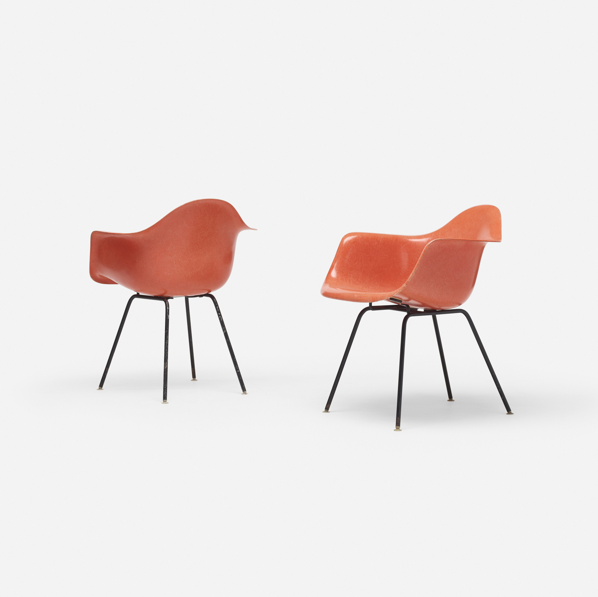 263: Charles and Ray Eames / DAXs, pair (2 of 3)