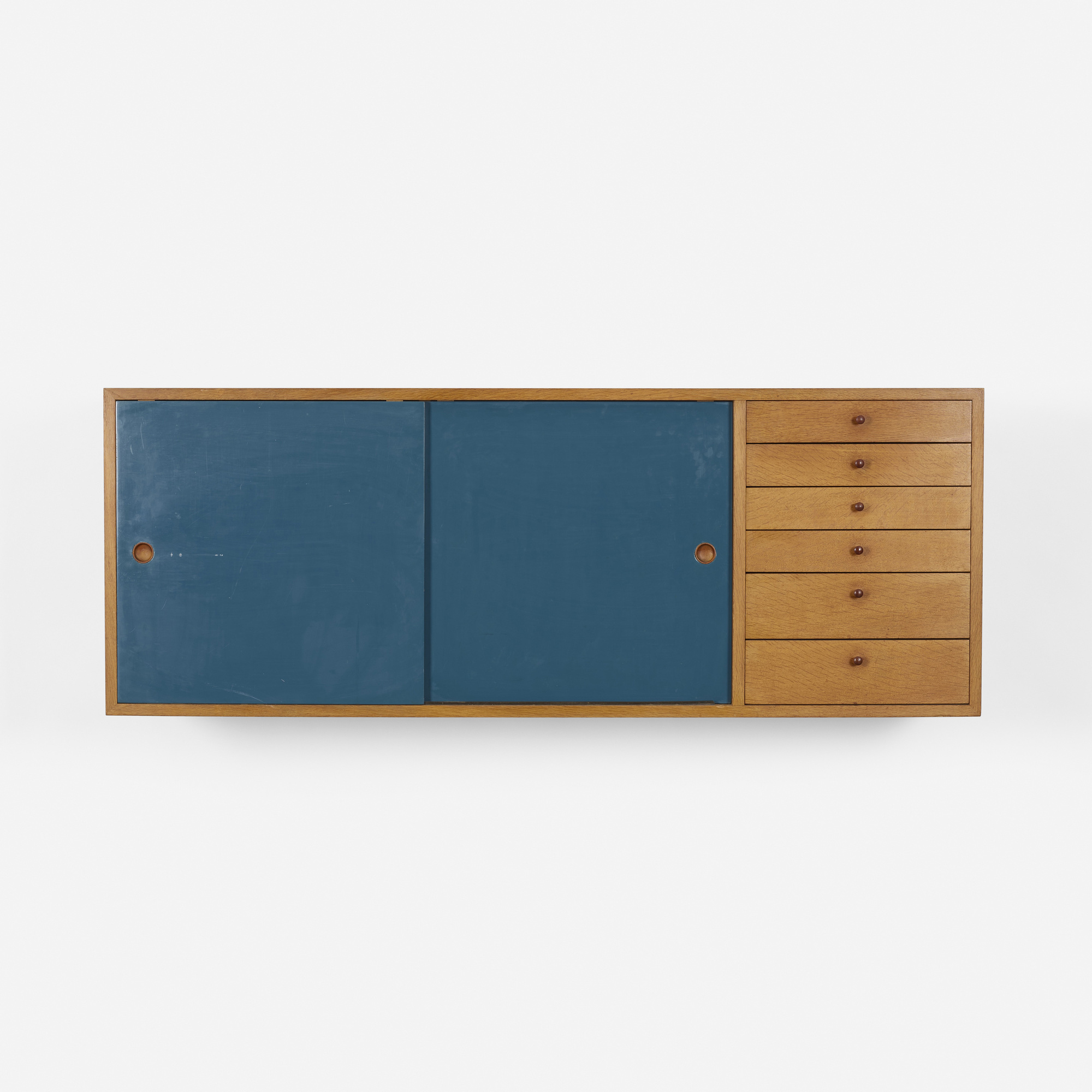 263: Arne Vodder / wall-mounted cabinet (2 of 3)