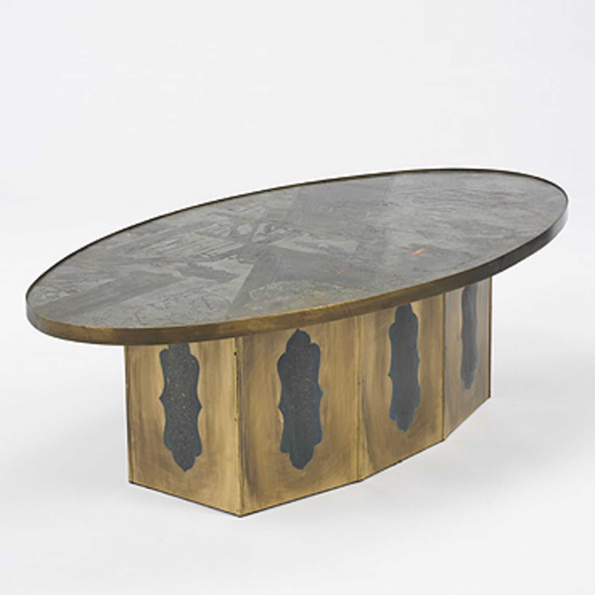 264: PHILIP AND KELVIN LAVERNE, Coffee Table U003c Important 20th Century  Design Session 1, 20 May 2007 U003c Auctions | Wright: Auctions Of Art And  Design