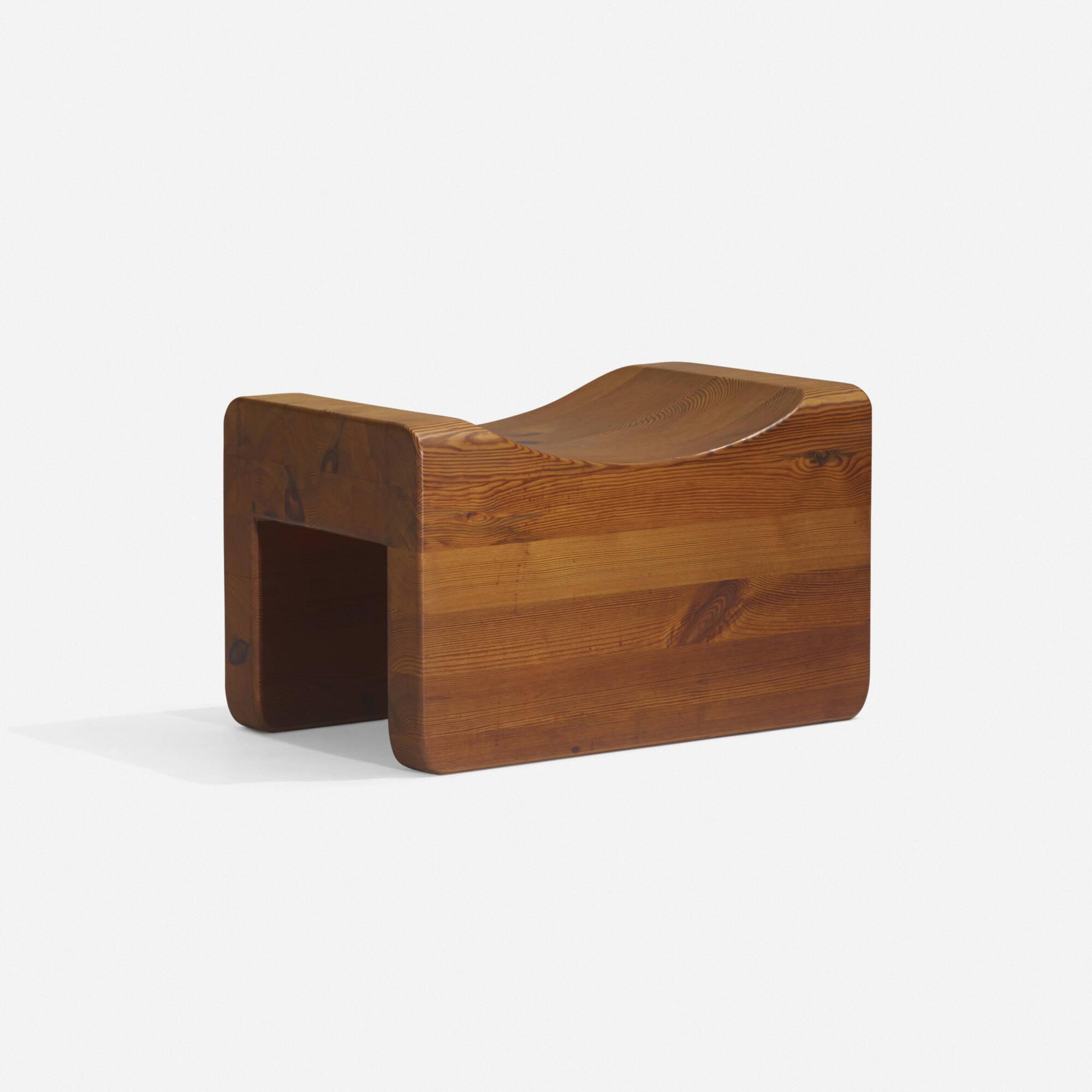 264: Axel Einar Hjorth / Uto stool (1 of 2)