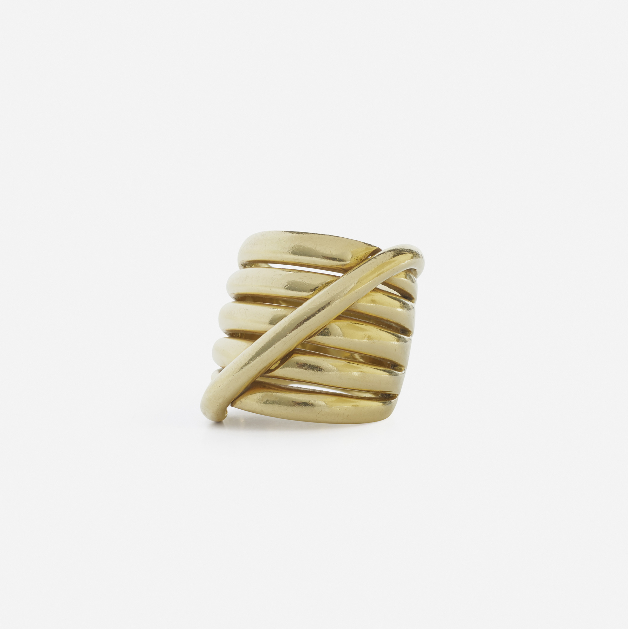 264: Gucci / A gold ring (2 of 2)
