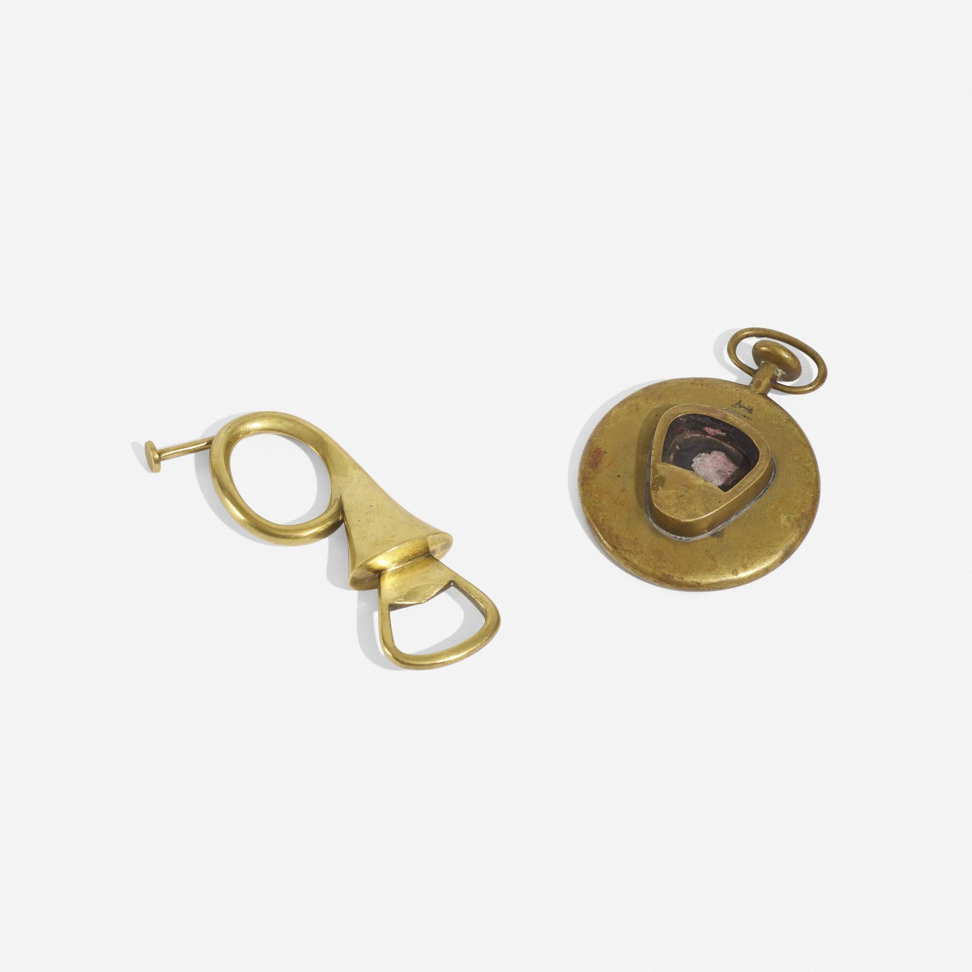 264: Carl Auböck II / bottle openers, pair (2 of 2)