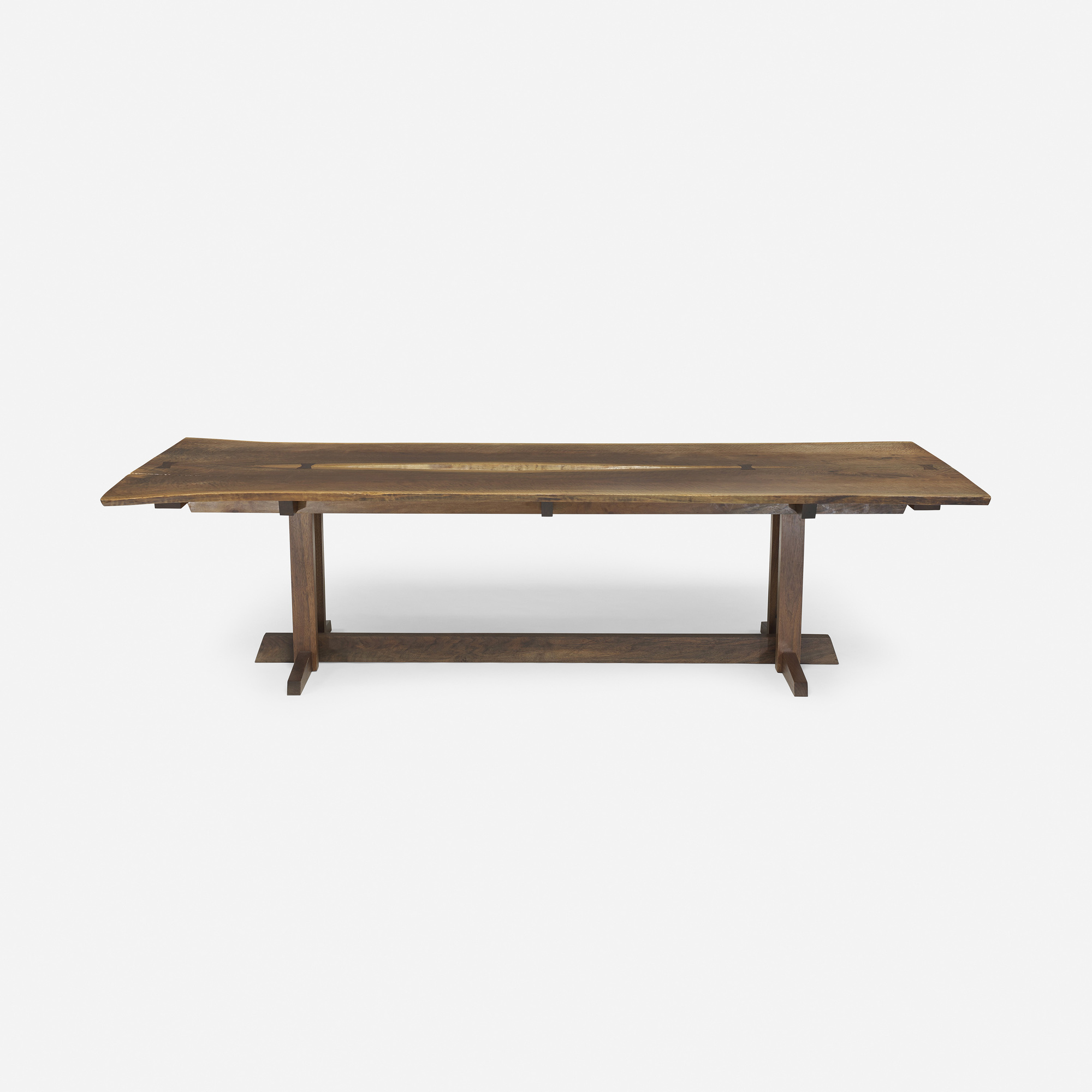265 mira nakashima frenchman 39 s cove ii dining table for Dining table design 2015