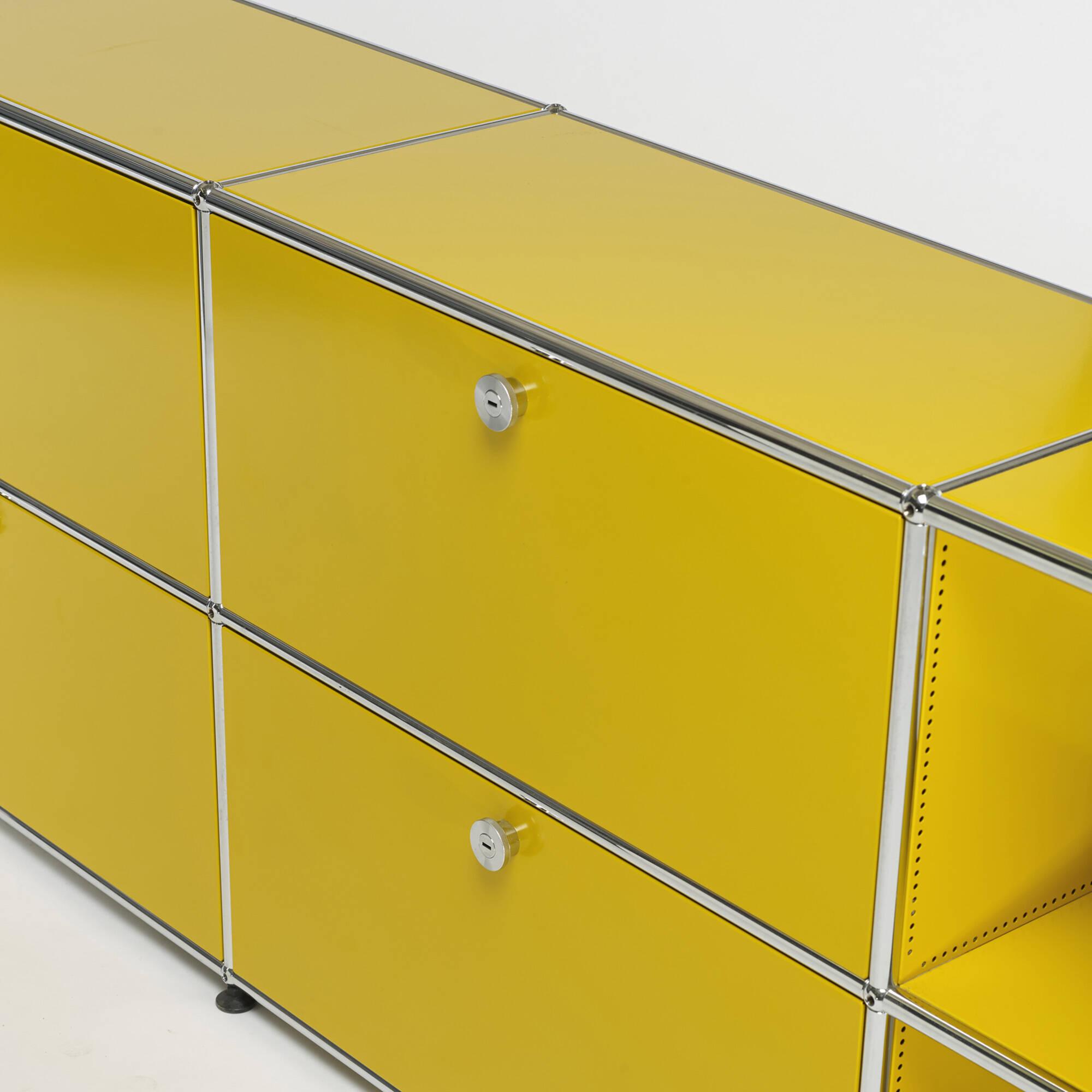 ... 265: Fritz Haller And Paul Schärer / USM Haller Furniture System  Cabinet (2 Of