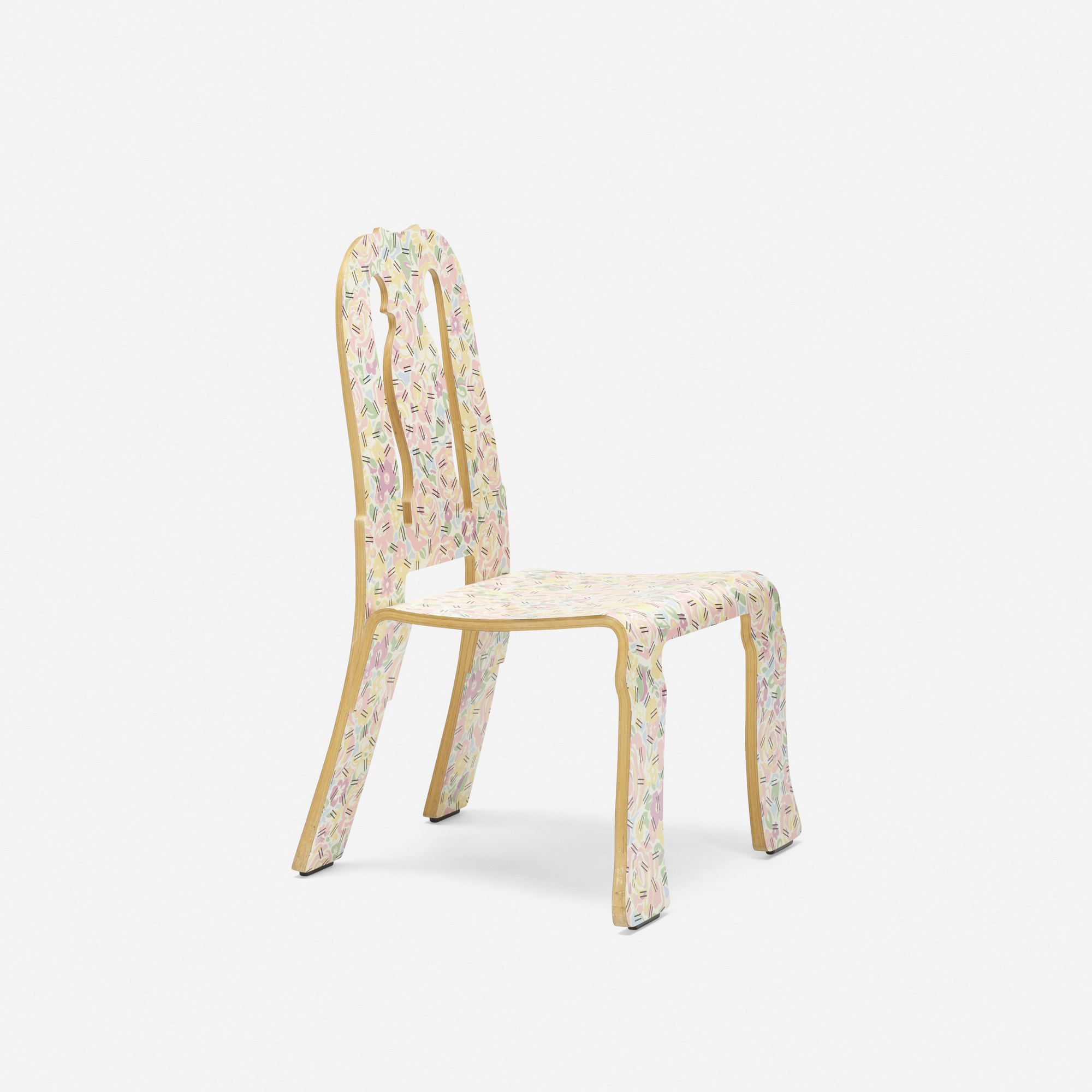 265 Robert Venturi Queen Anne chair Art Design 29