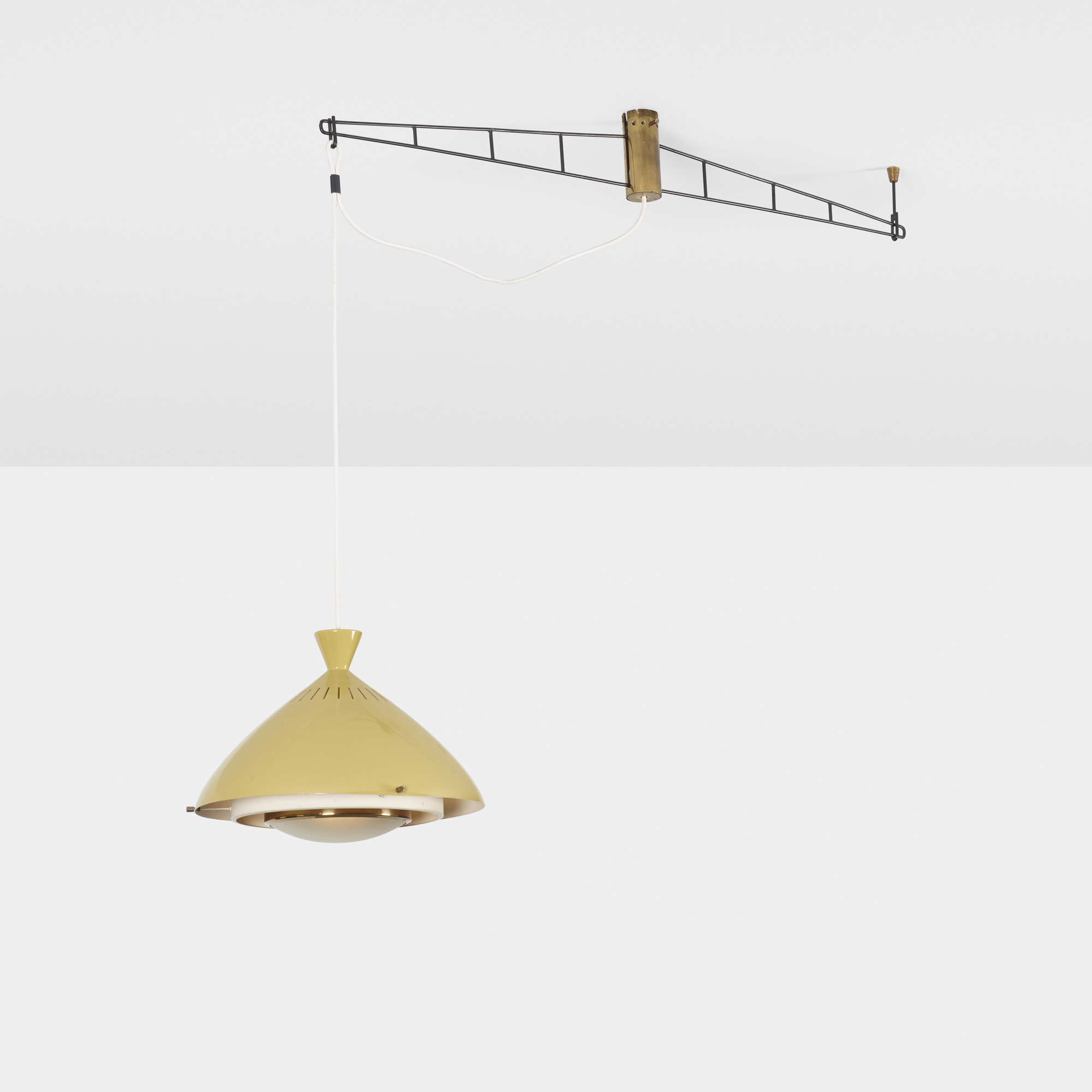 266: Stilnovo / ceiling light (1 of 2)