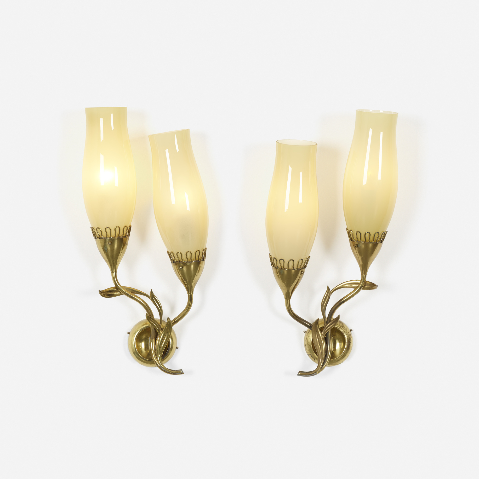 266: Paavo Tynell / sconces, pair (1 of 1)