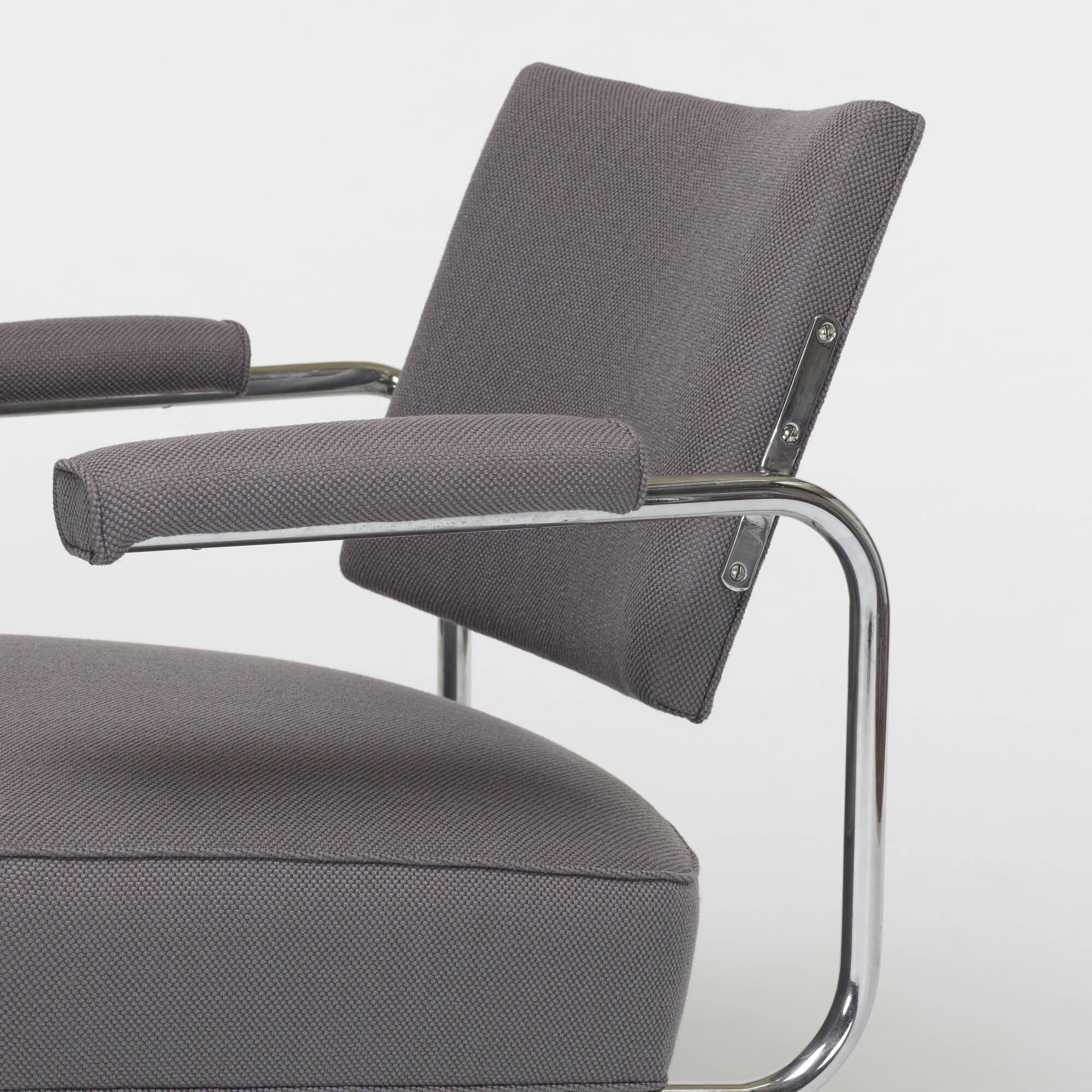 266: Gilbert Rohde / rare armchair (3 of 3)