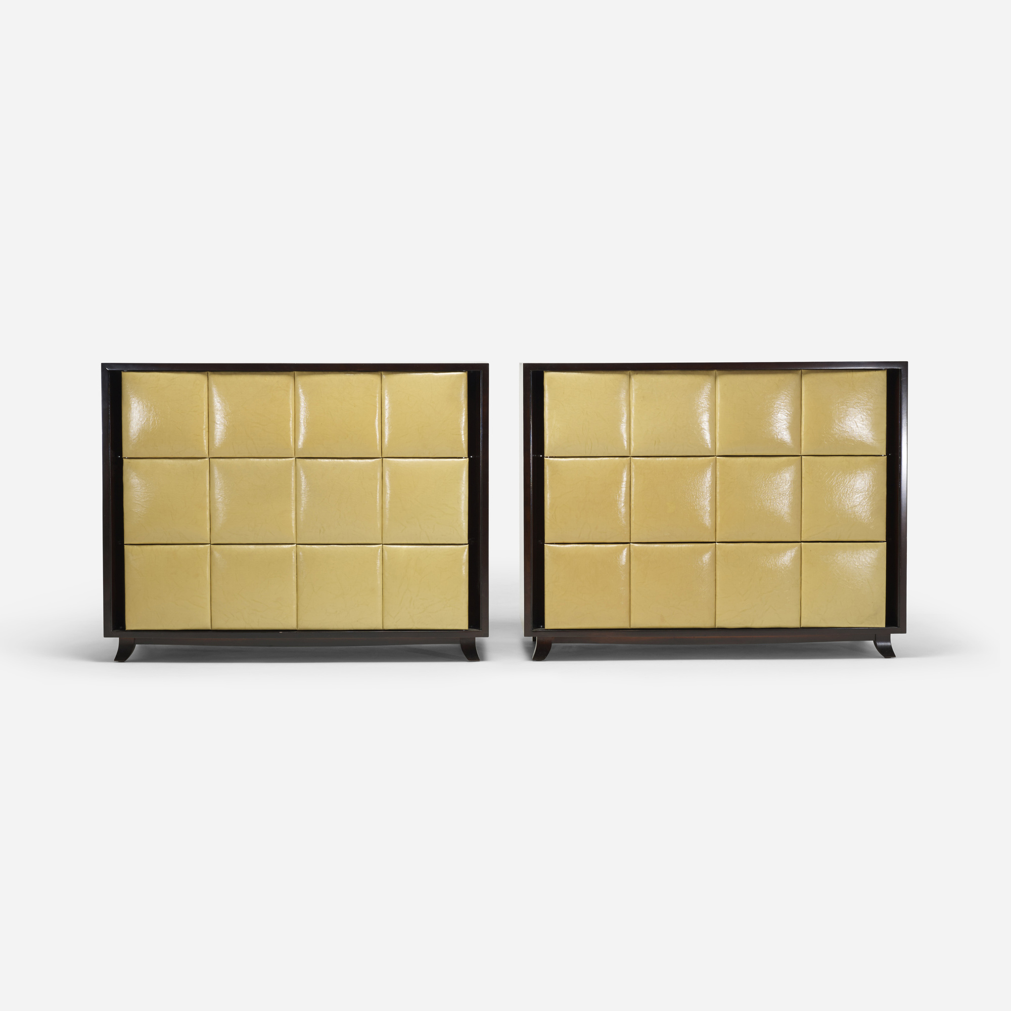 267: Gilbert Rohde / cabinets model 4140, pair (2 of 3)