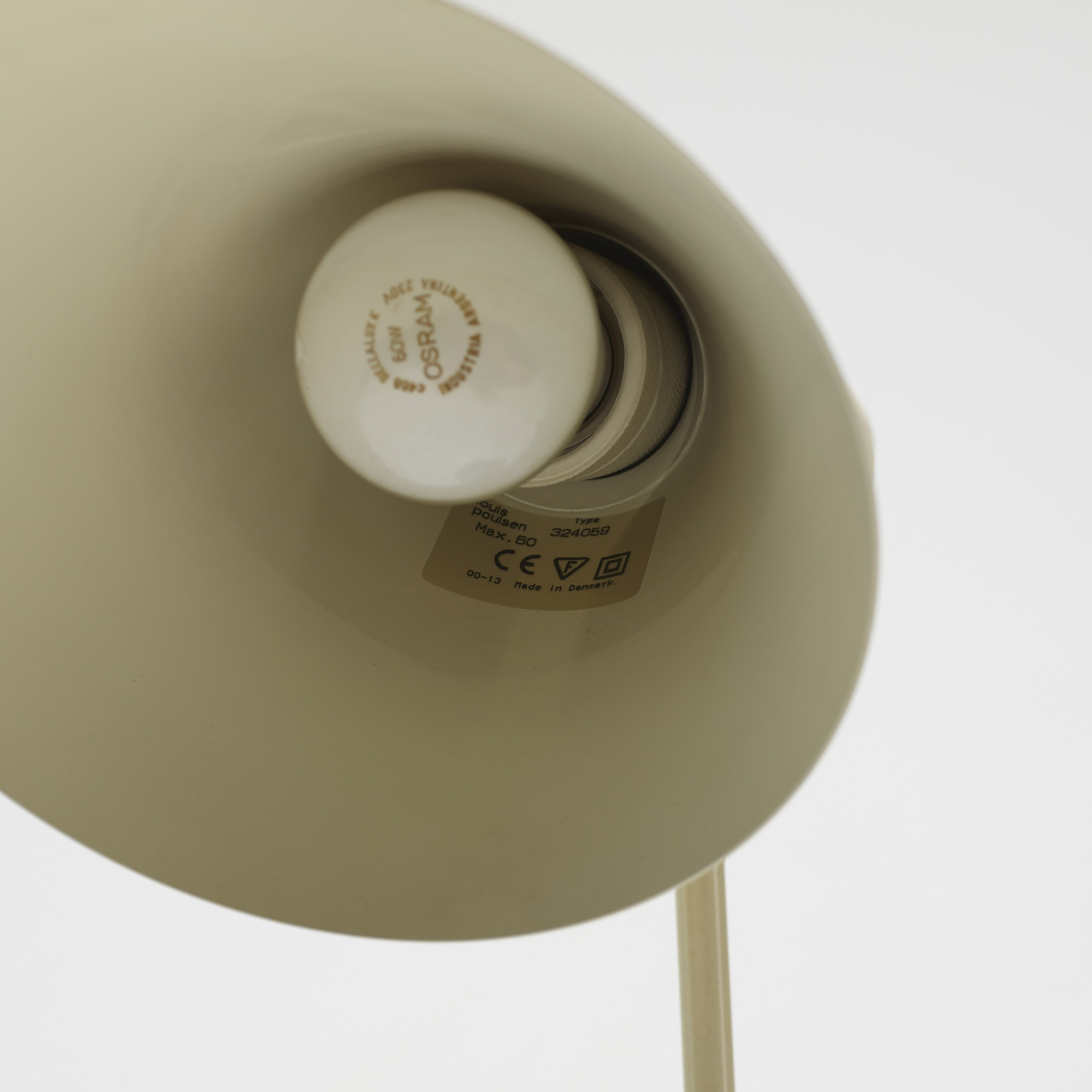 267: Arne Jacobsen / Visor table lamp (2 of 2)