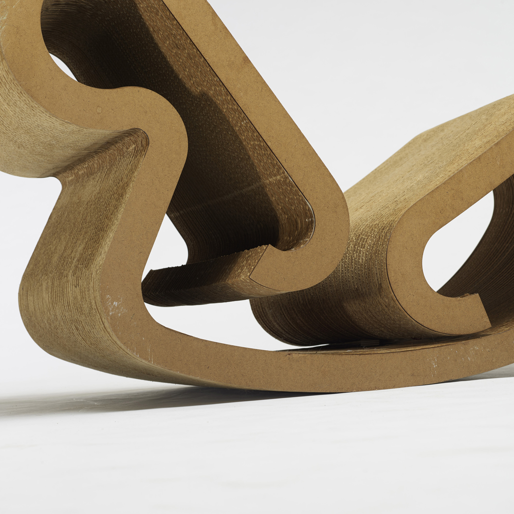 Frank Gehry Chaise Carton 267: frank gehry, rocking chaise lounge < design, 17 october