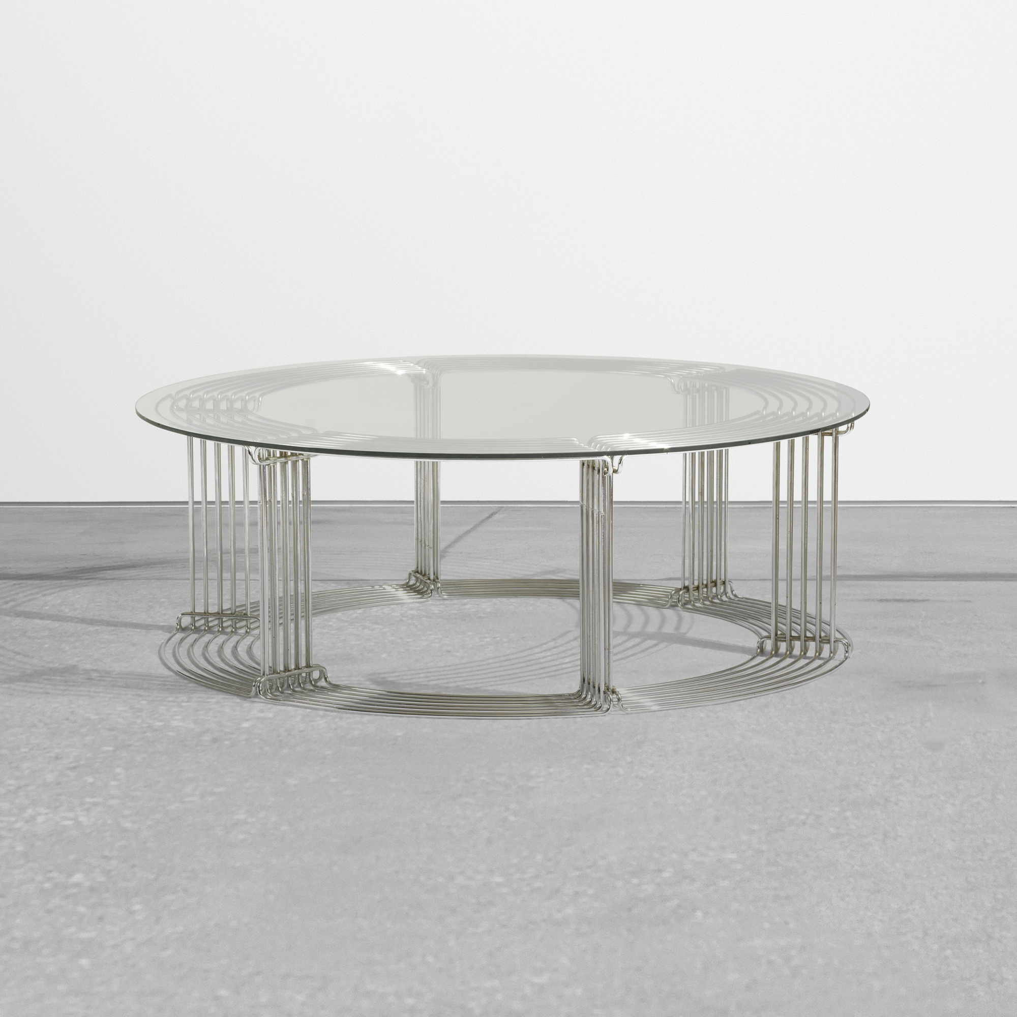 268: Verner Panton / Pantonova coffee table, model 121U (1 of 1)