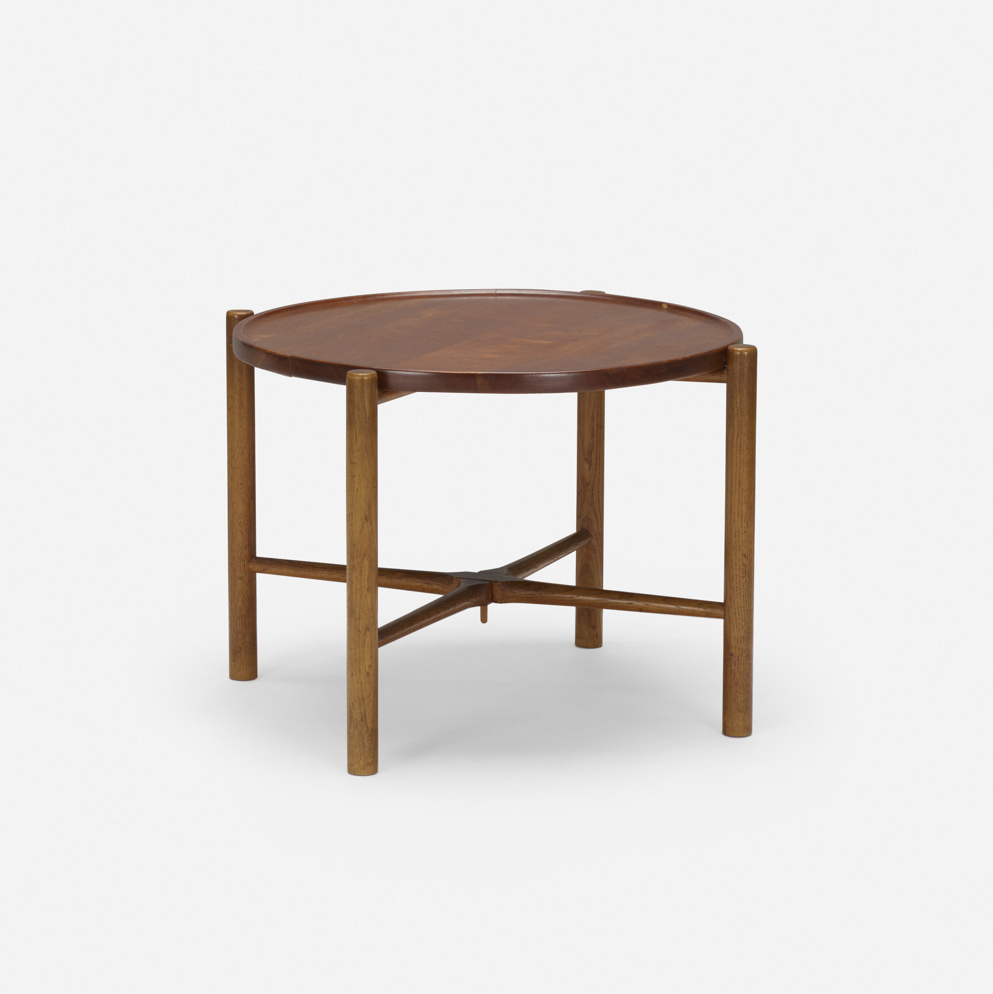 268 HANS J WEGNER folding tray table model AT35 Important