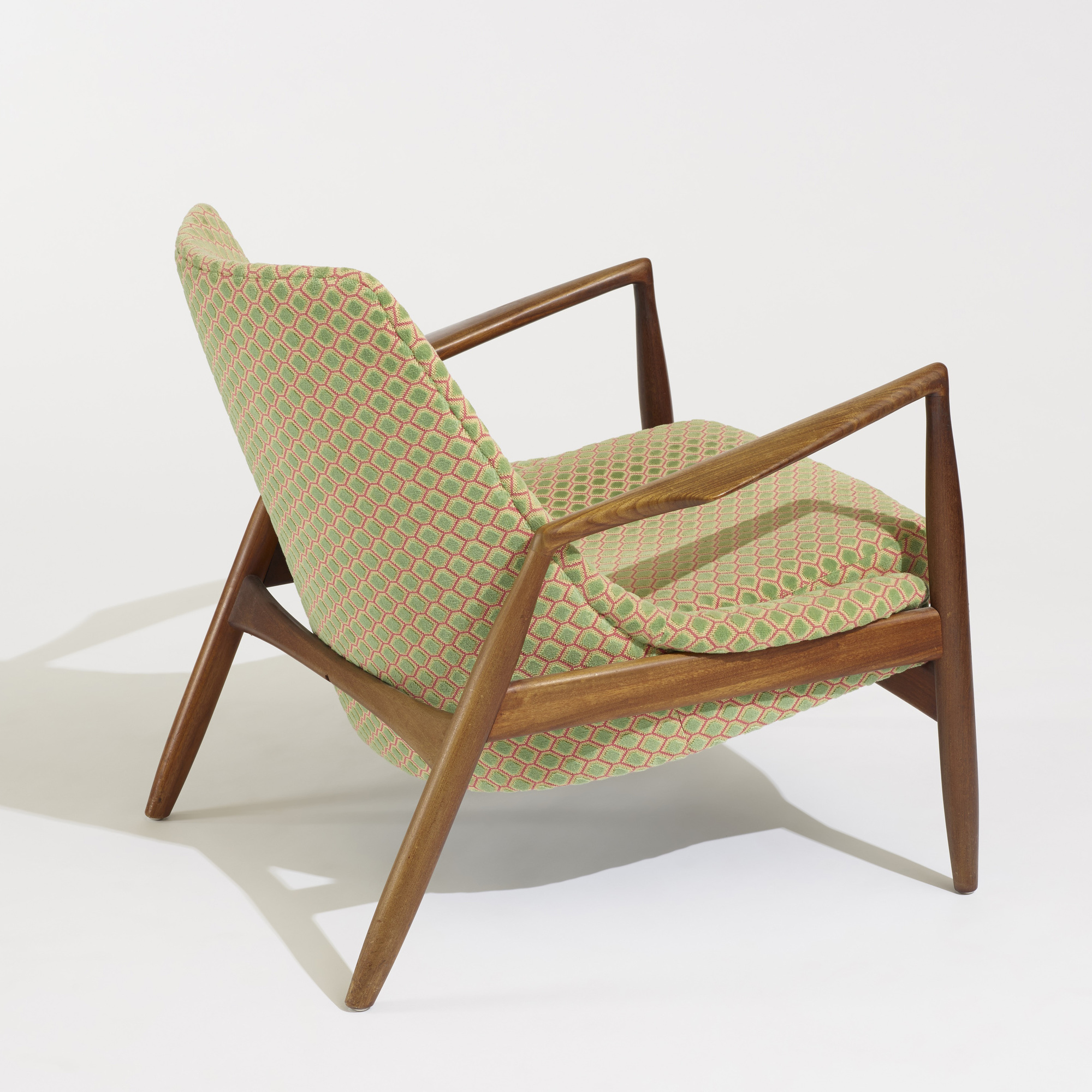 268: Ib Kofod-Larsen / lounge chairs, pair (3 of 4)