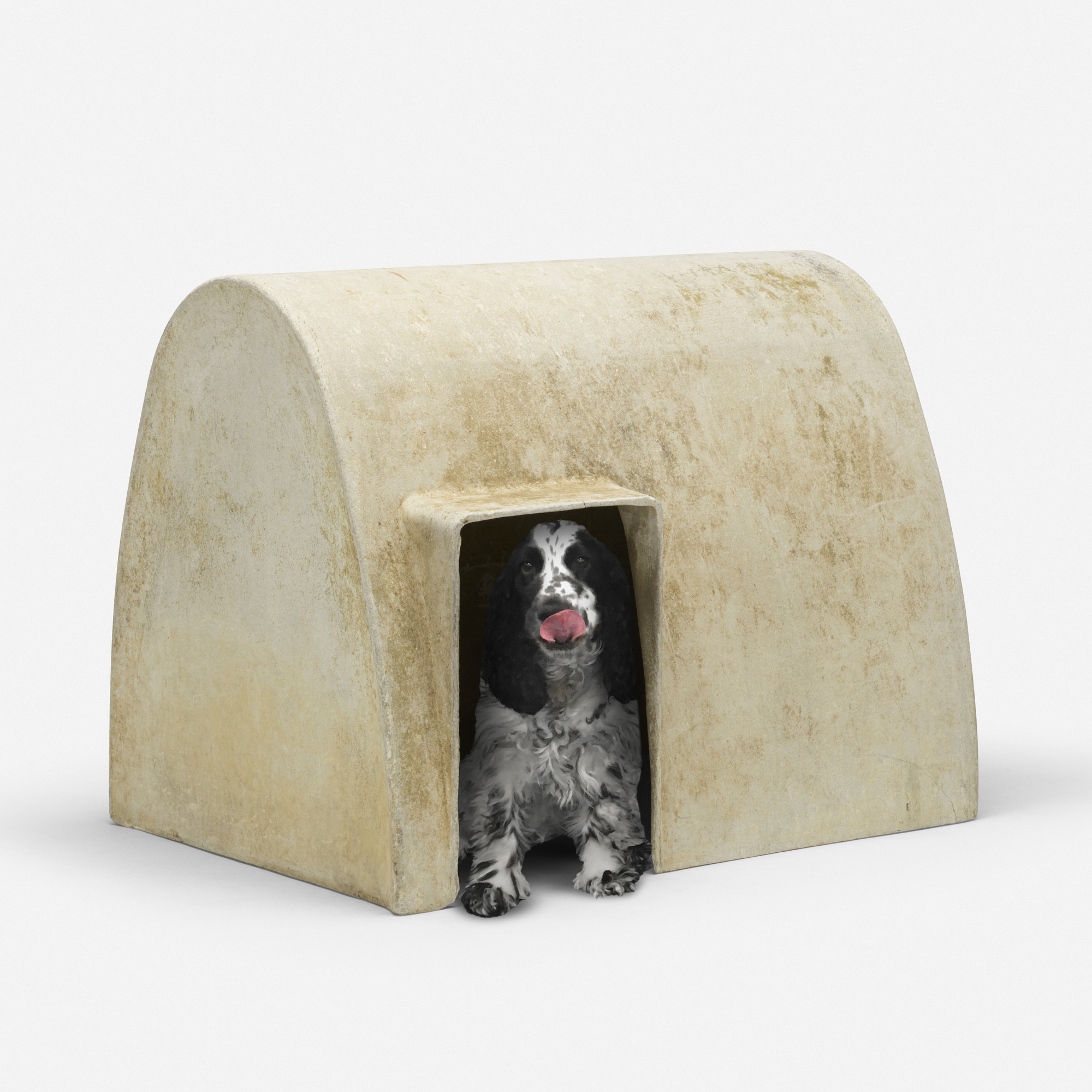 269 Willy Guhl Dog House Design 26 March 2020 Auctions Wright Auctions Of Art And Design