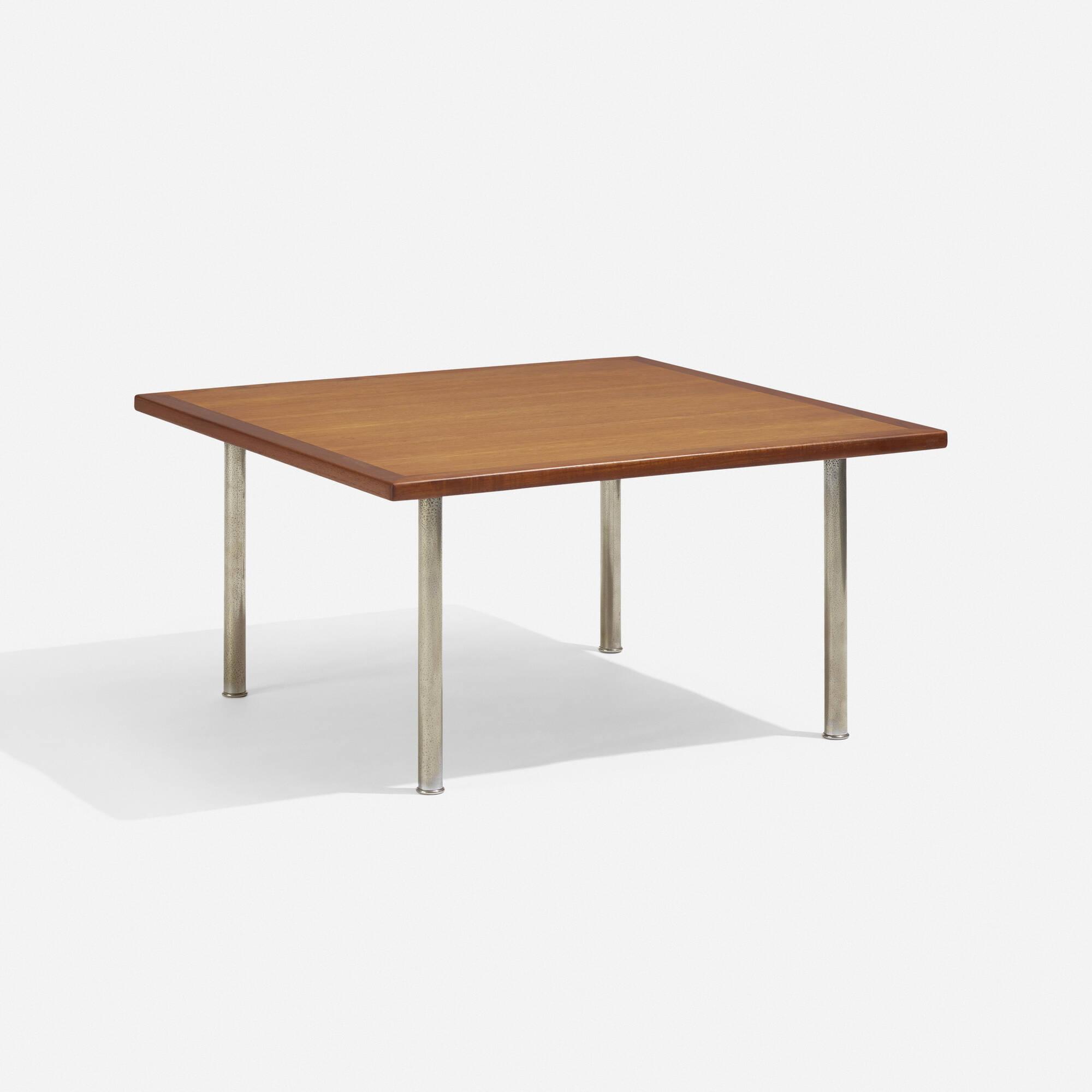 269 Hans J Wegner coffee table model AT12 Scandinavian