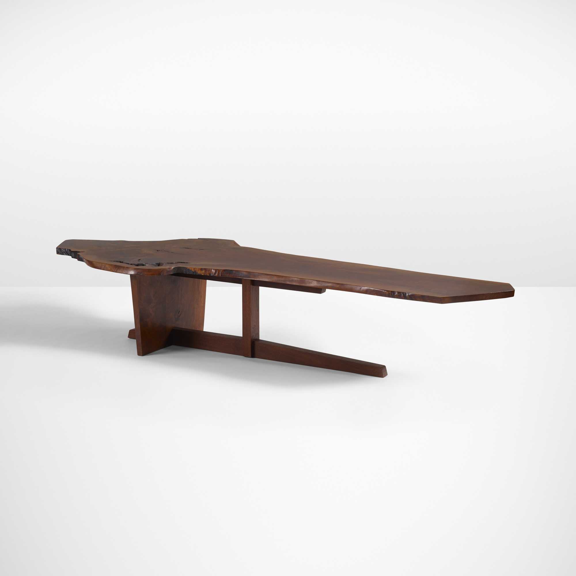 Nakashima Table 26: george nakashima / important minguren ii coffee table < design