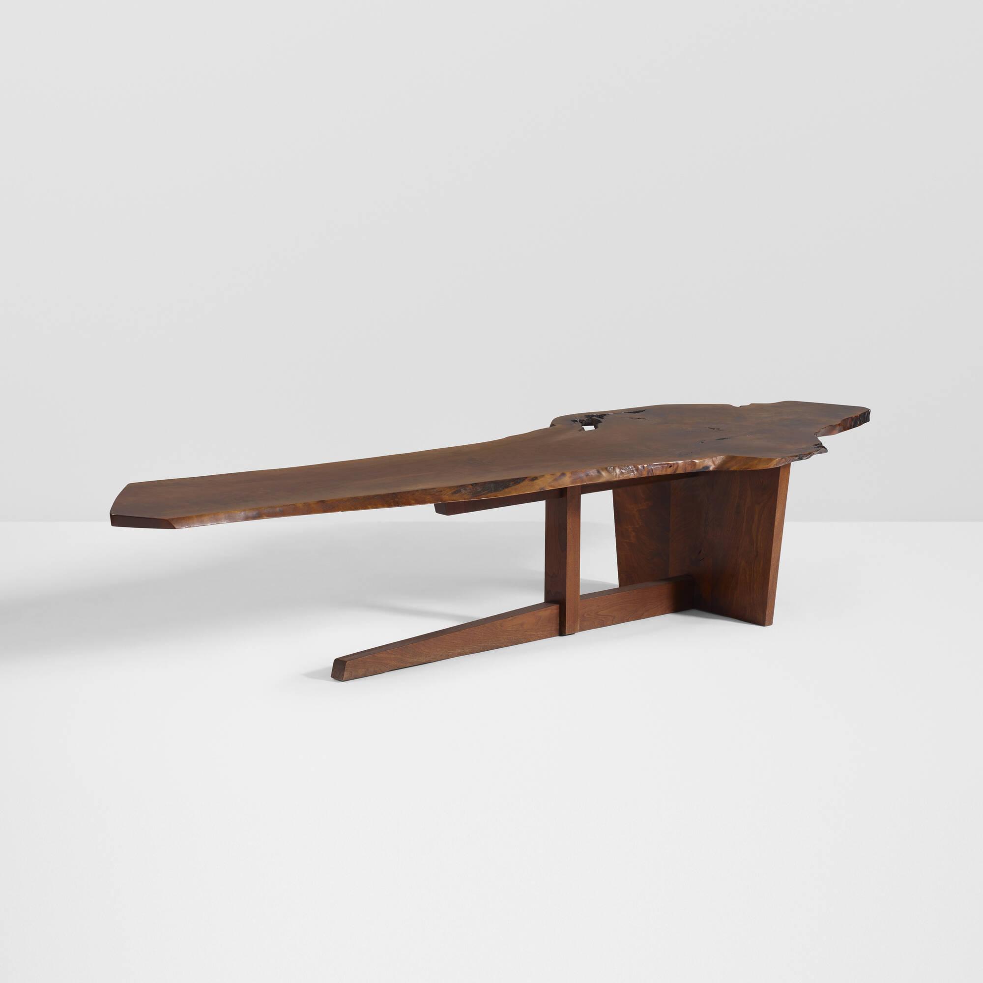 ... 26: George Nakashima / Important Minguren II Coffee Table (3 Of 4)