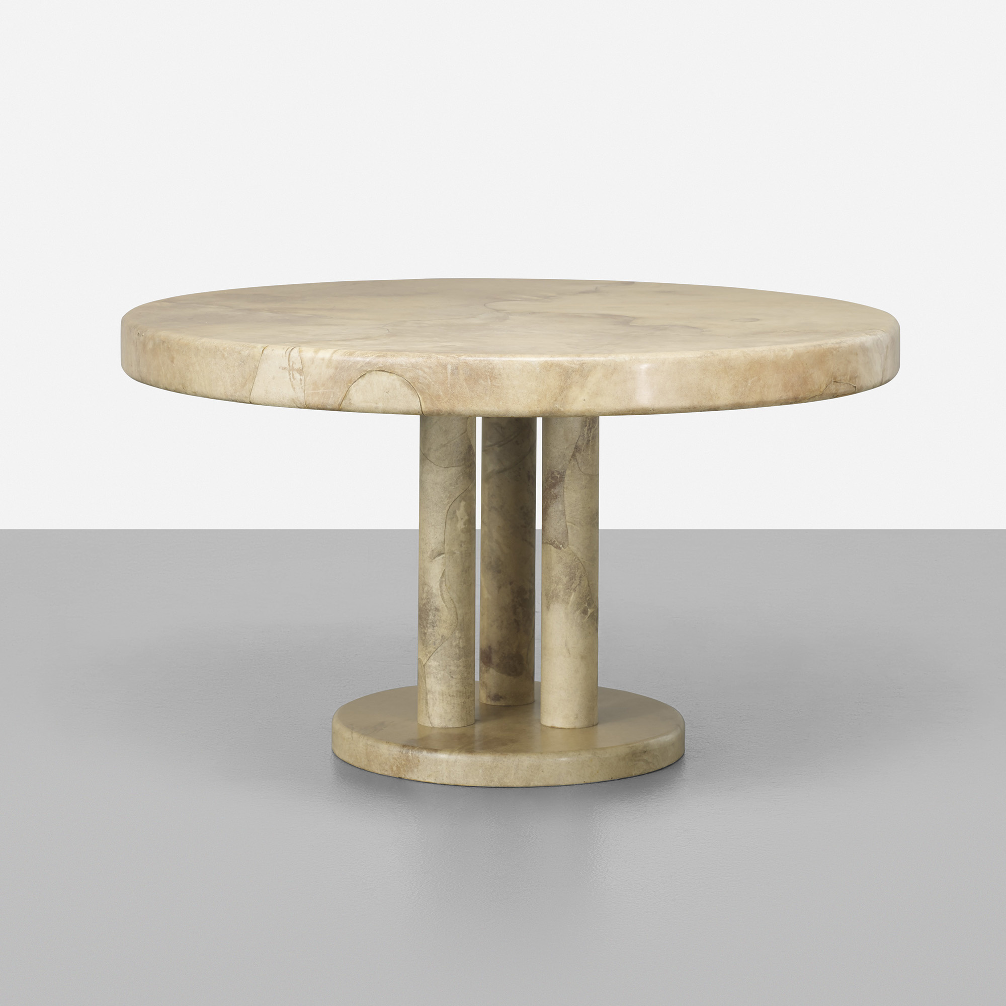 270: Karl Springer / Custom Dining Table (1 Of 3)