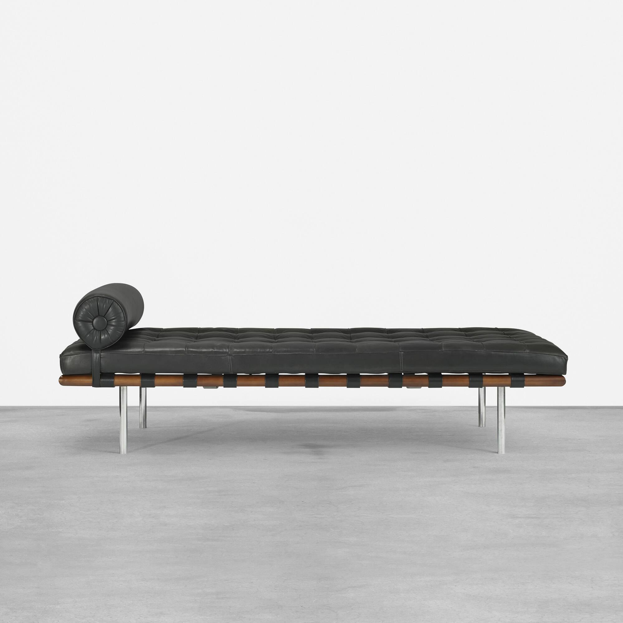 270 Ludwig Mies Van Der Rohe Barcelona Daybed Design 12 June