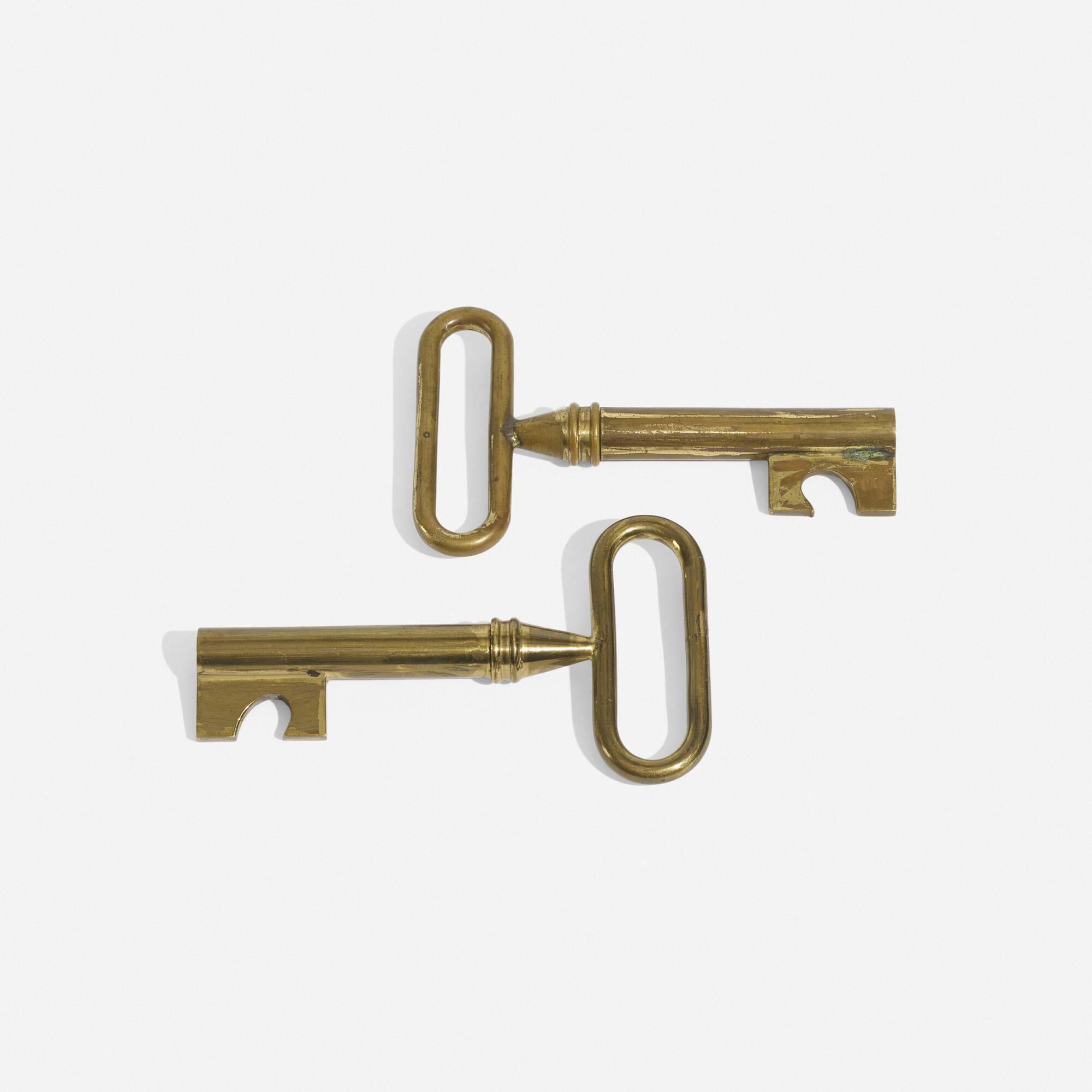 270: Carl Auböck II / corkscrews, pair (1 of 3)