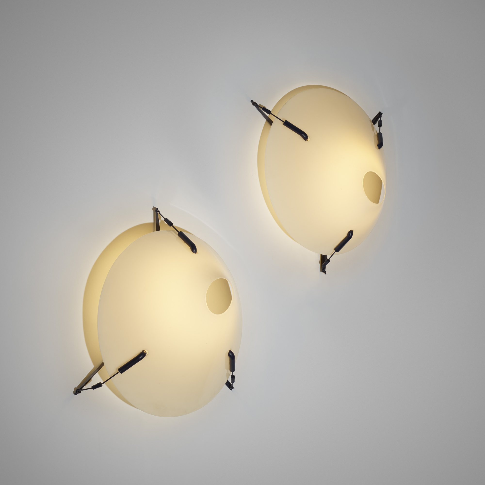 271: Elio Martinelli / sconces, pair (1 of 2)