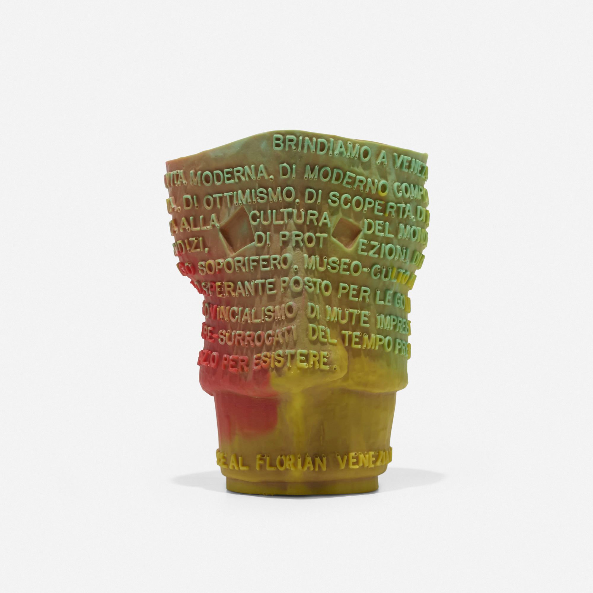 271: Gaetano Pesce / Goto vase (2 of 3)