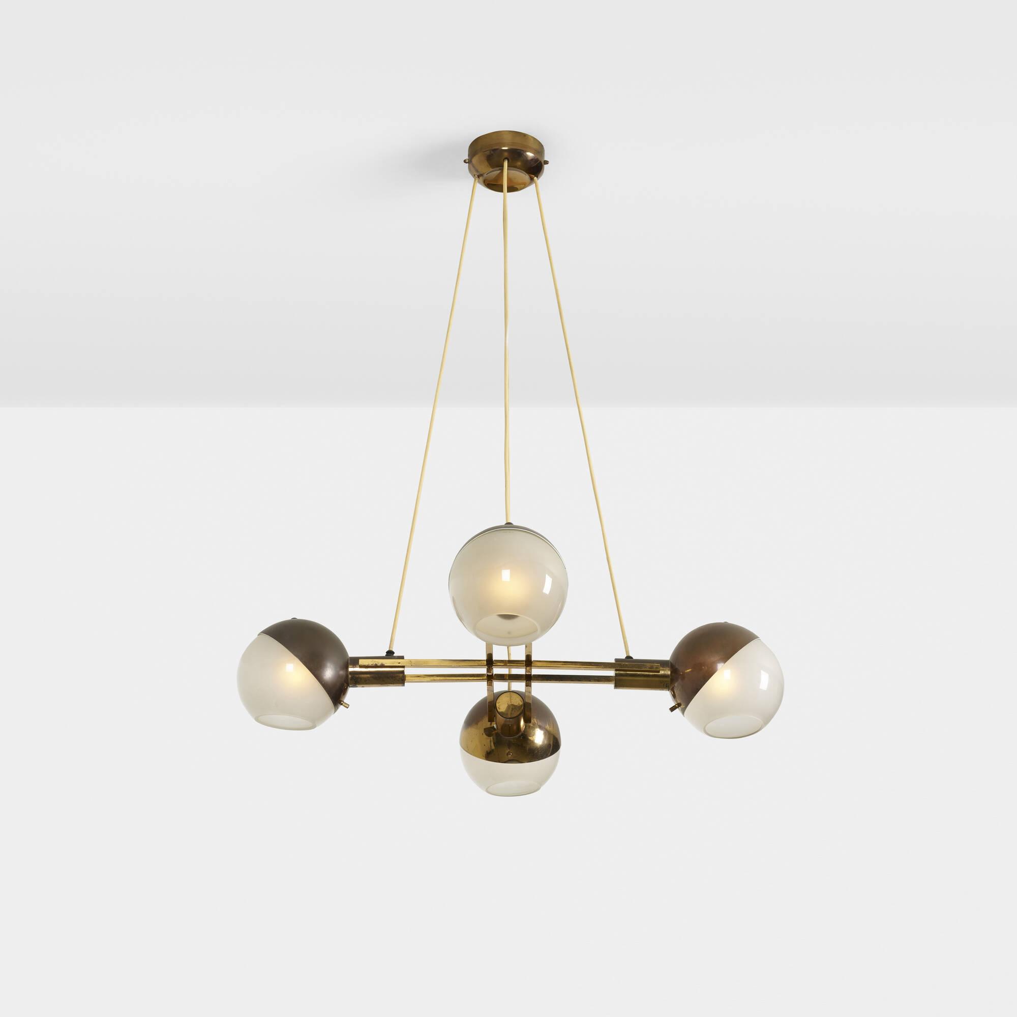 272 stilnovo chandelier design 22 march 2018 auctions 272 stilnovo chandelier 1 of 2 aloadofball Gallery